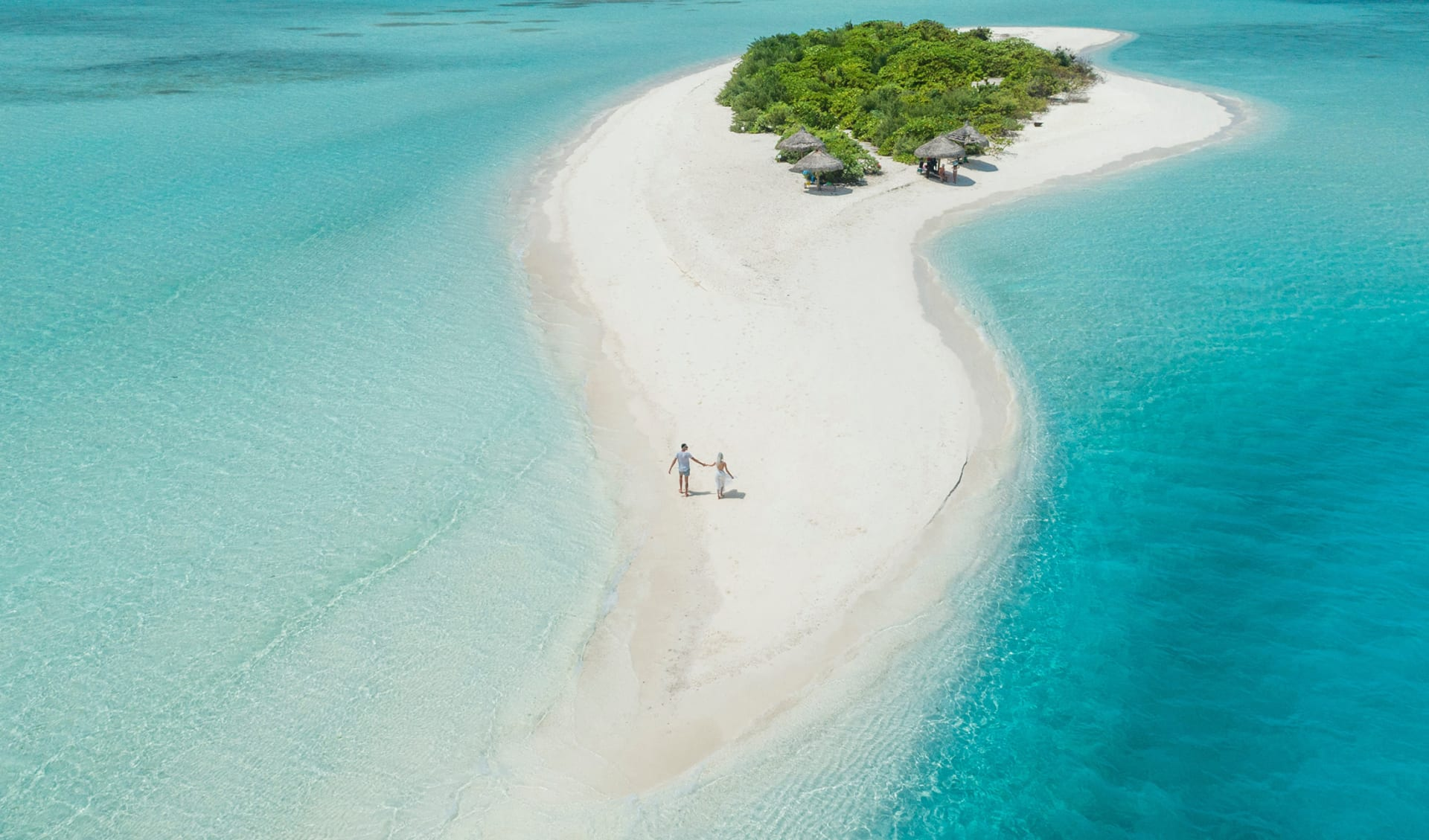 Flitterwochen, Malediven