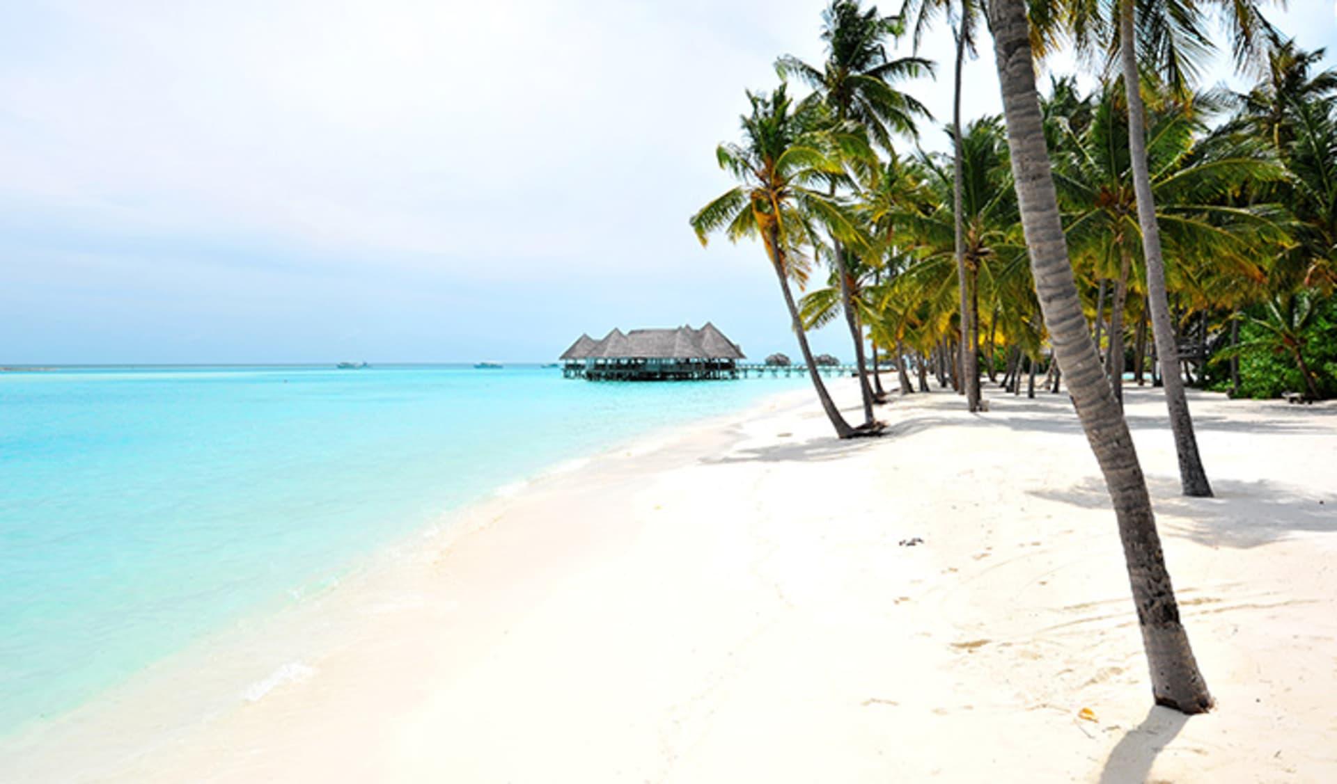 Shangri-Las Villingili, Malediven