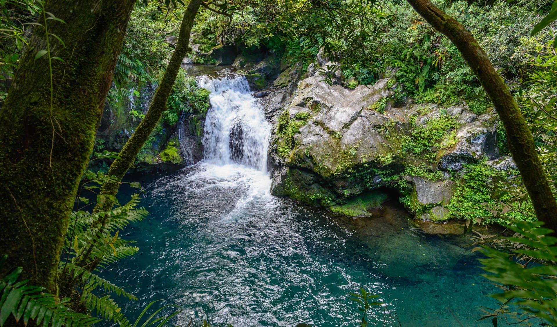 Wasserfälle, La Reunion