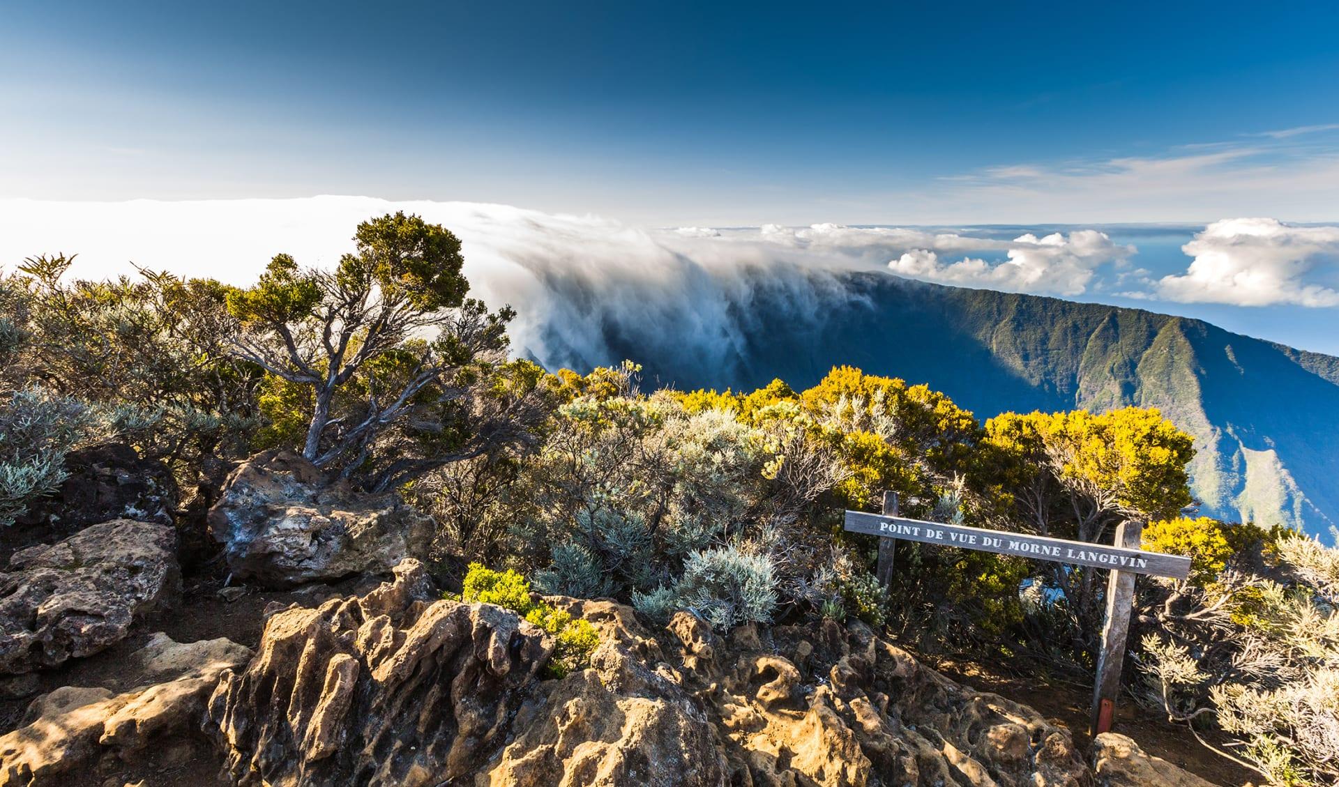 Wanderweg, La Reunion