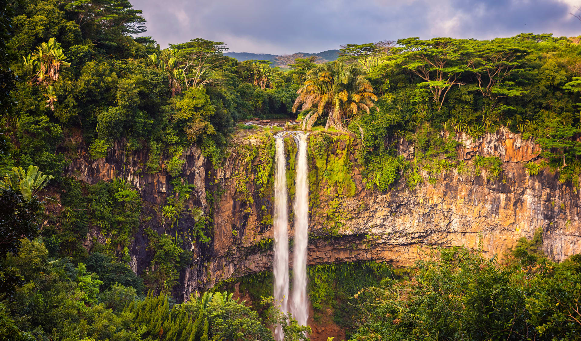 Chamarel, Mauritius