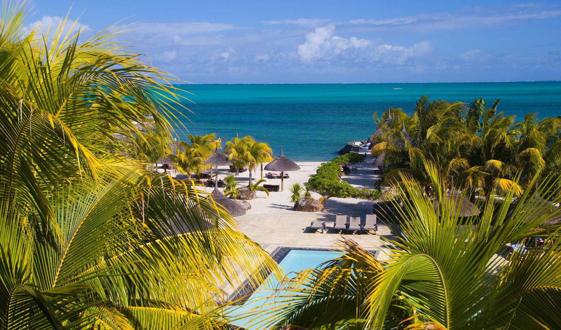 Hotel, Flitterwochen, Mauritius