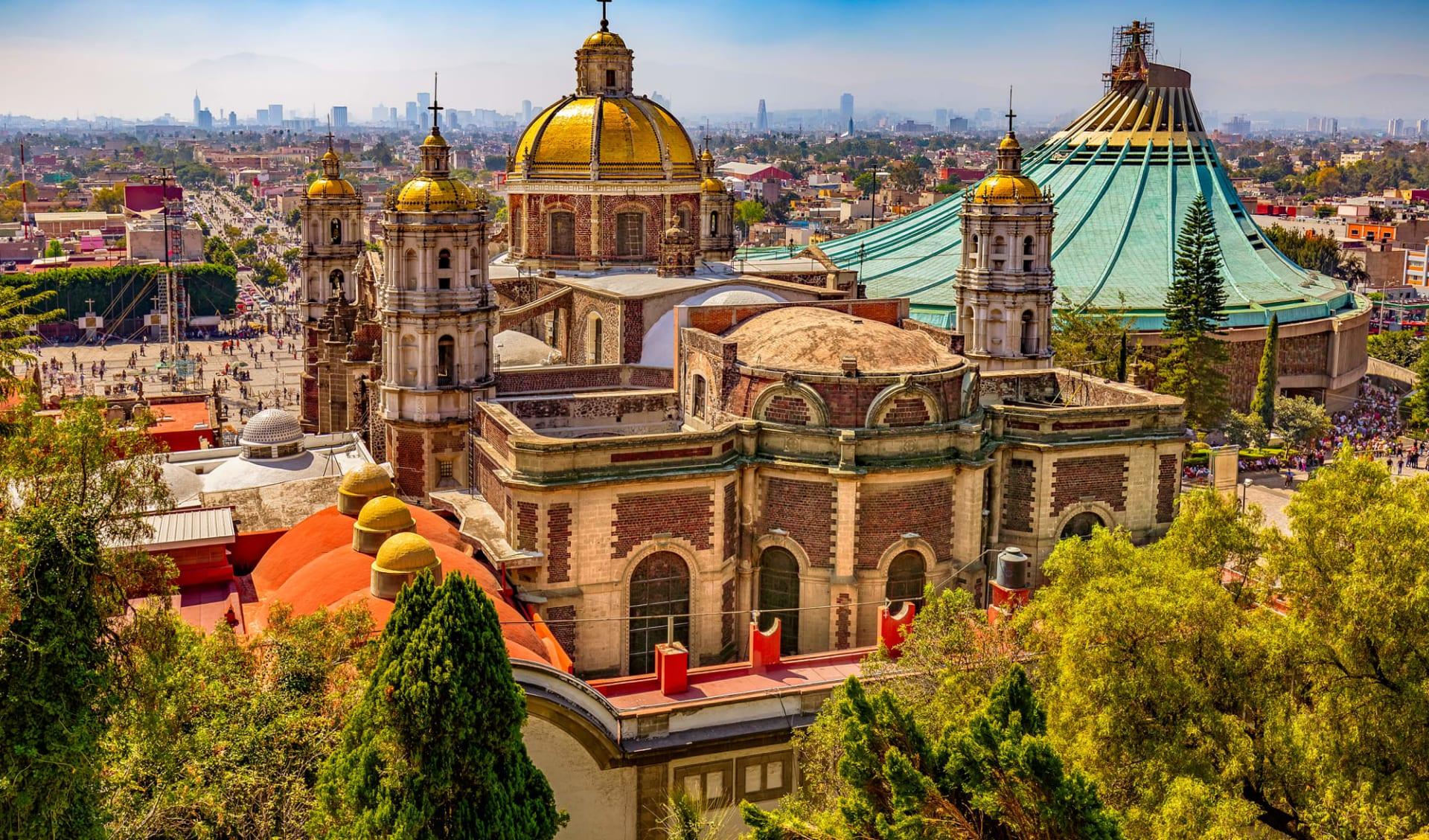 Privatreise Traditionelles Mexico ab Mexico City: Mexico City