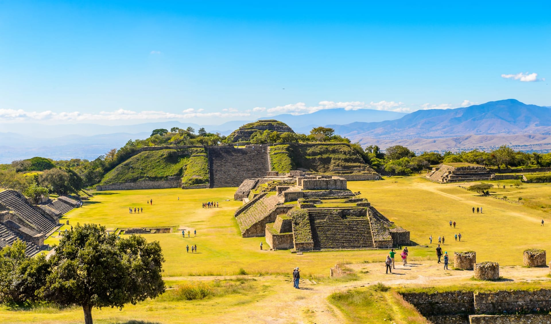 Privatreise Traditionelles Mexico ab Mexico City: Mexico - Monte Alban