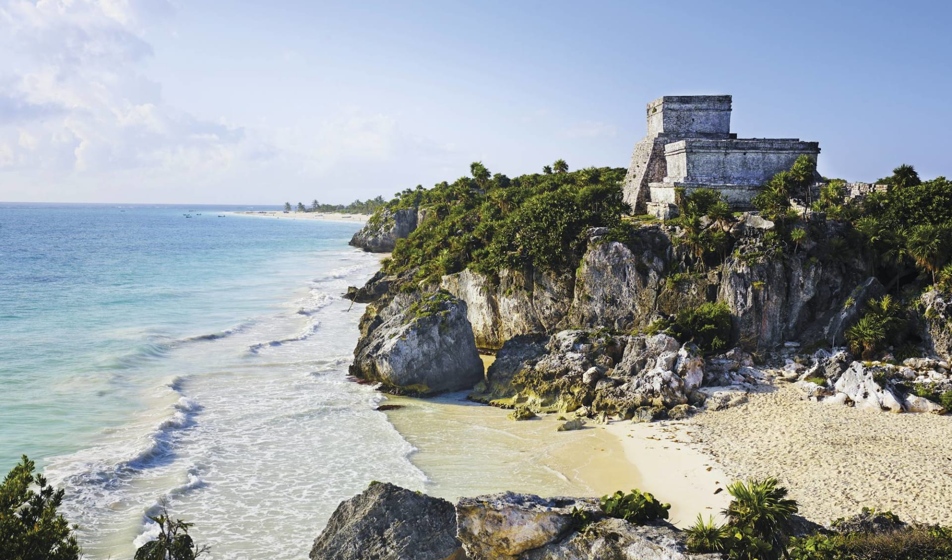 Privatreise Mundo Maya ab Guatemala City: Mexico - Yucatan - Maya Ruinen Tulum