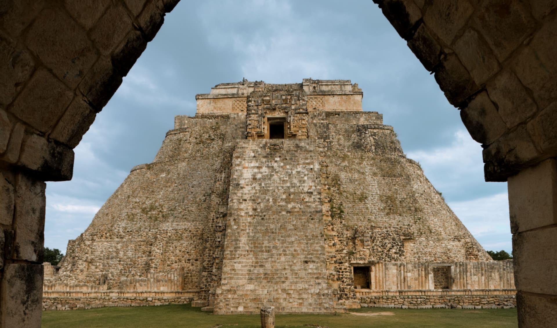 Premium: Yucatán Haciendas ab Cancun: Mexico - Yucatan - Uxmal - Ruine Maya
