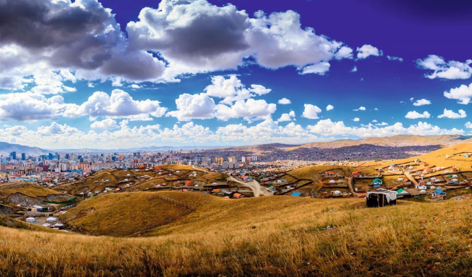 Golden Eagle Moskau-Wladiwostok: MN_Ulan Bator_shutterstock_781445686_Michal Vit