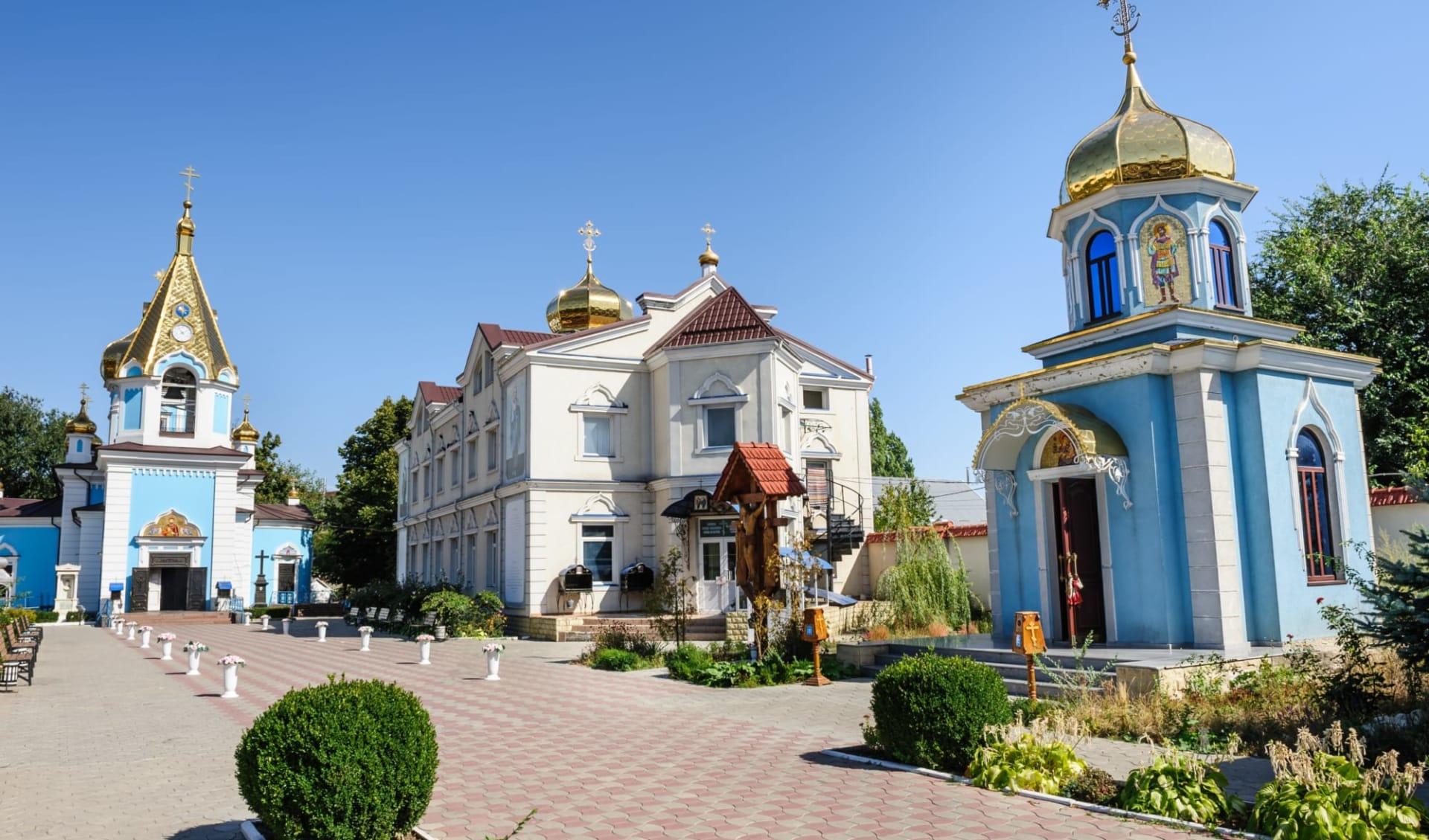 Ein Land voller Überraschungen ab Chisinau: Moldavien_Chisinau_StTeodor_