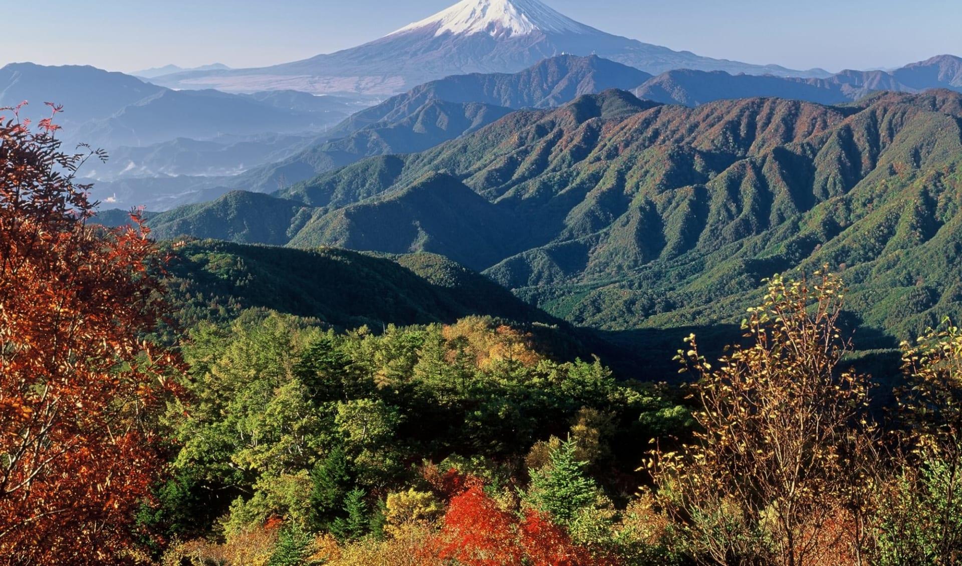 Mt. Fuji Trekking (Hauptsaison) ab Tokio: Mt: Fuji: spectacular view