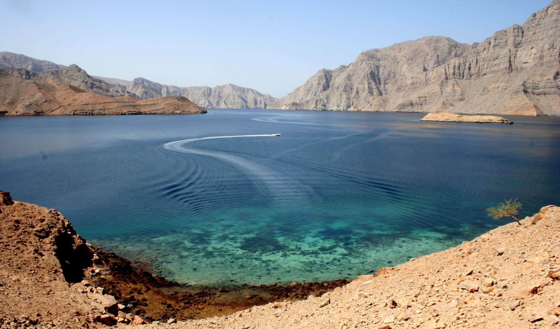 Oman Aktiv ab Muscat: Musandam - Oman