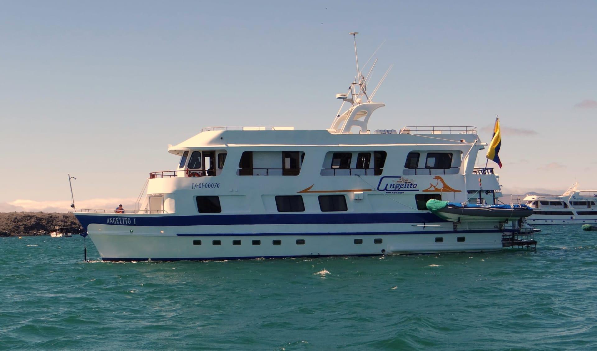 Yacht Angelito I ab Kreuzfahrten: MY Angelito - Ansicht