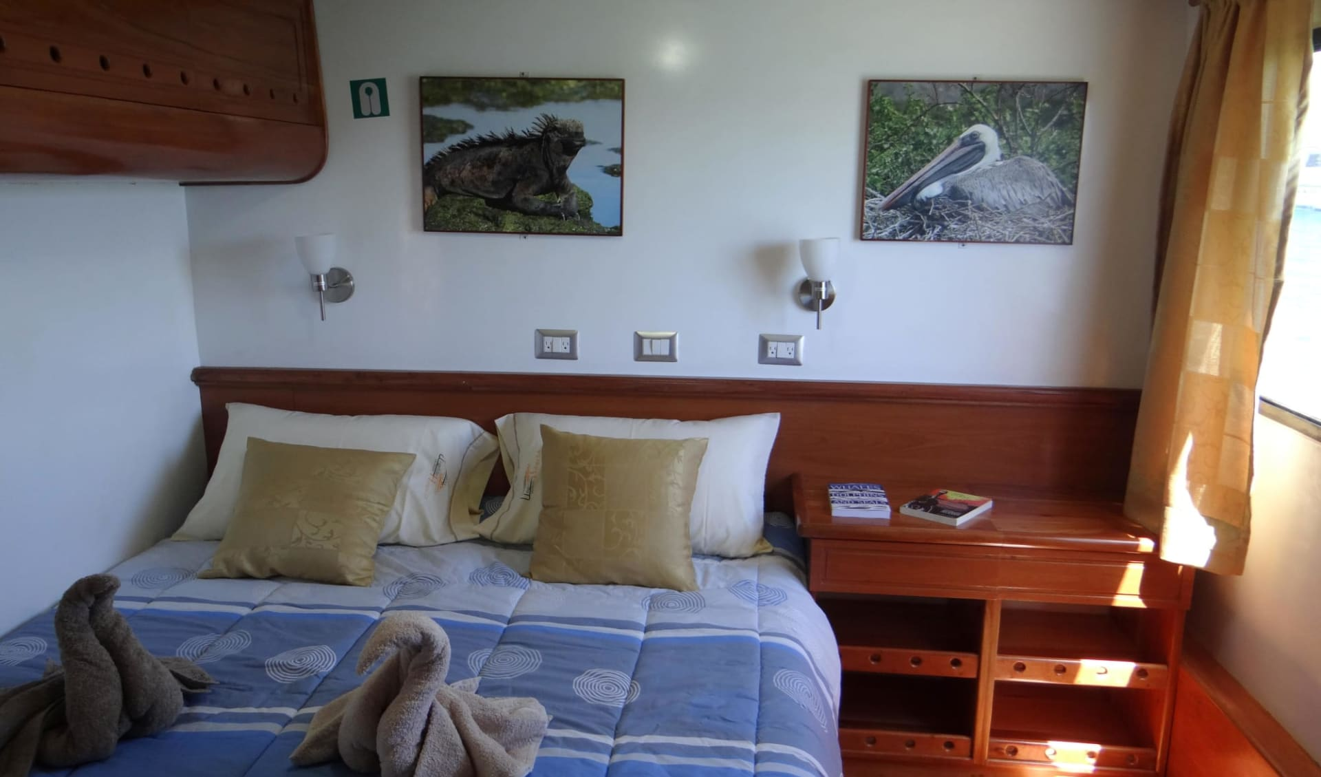 Yacht Angelito I ab Kreuzfahrten: MY Angelito - Cabin Matrimonial