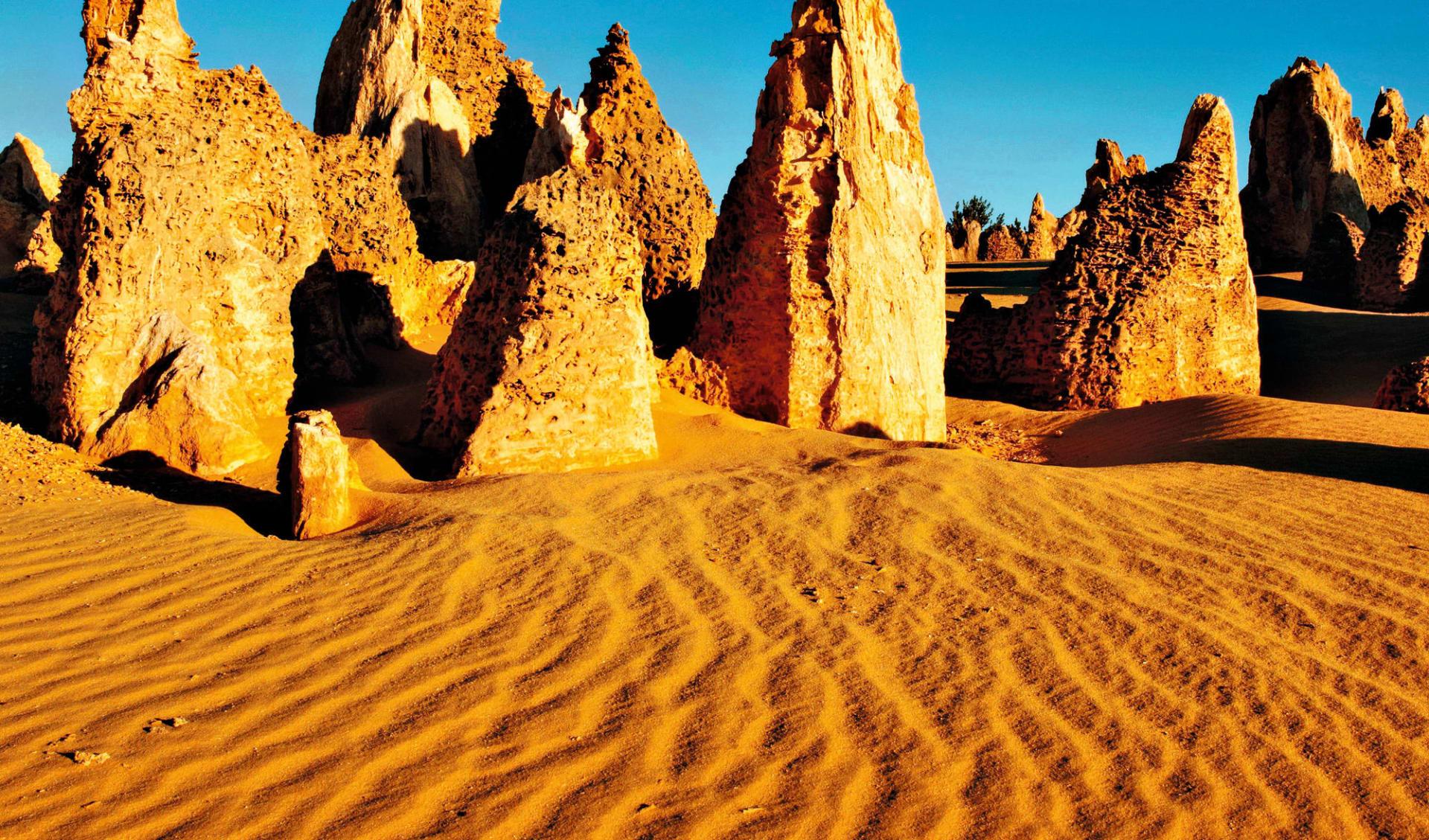 Kimberley & Westküste ab Darwin: Pinnacles