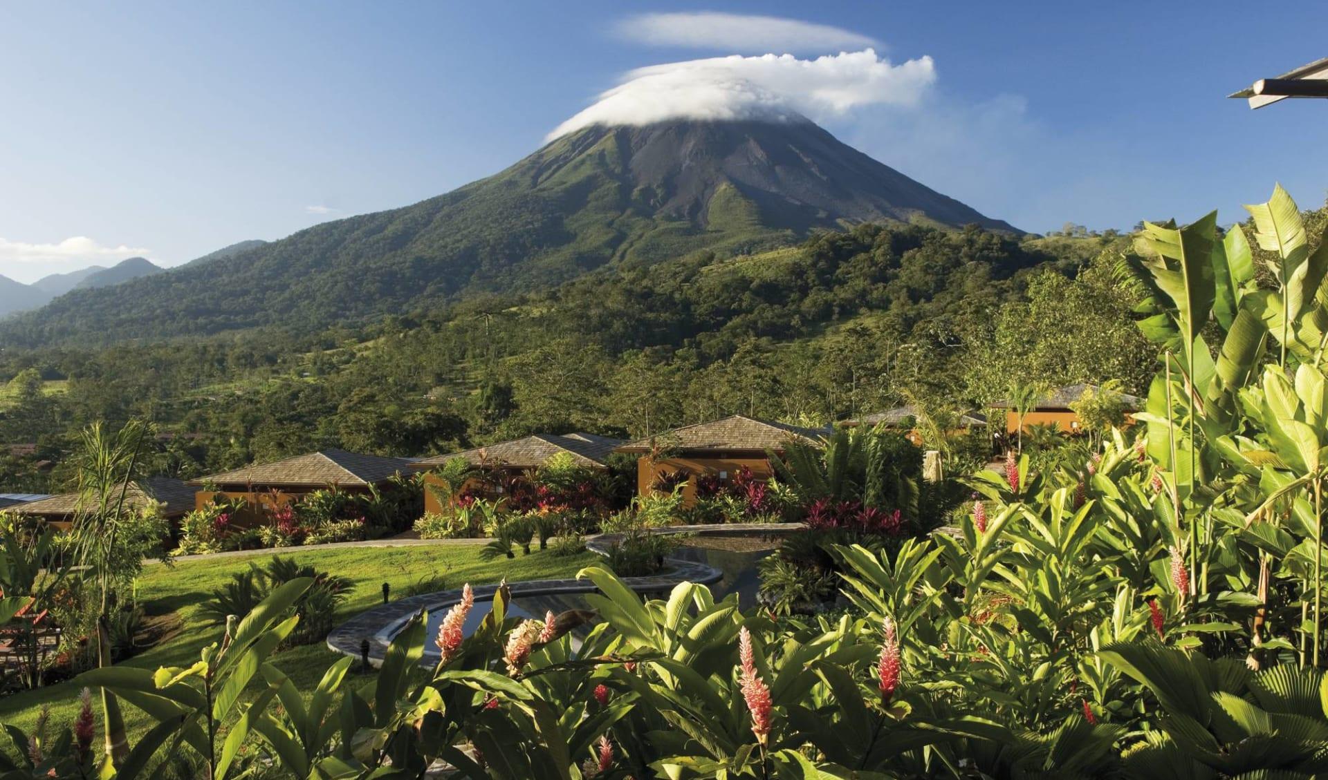 Nayara Resort Spa & Gardens in La Fortuna: natur arenal nayara vulkan