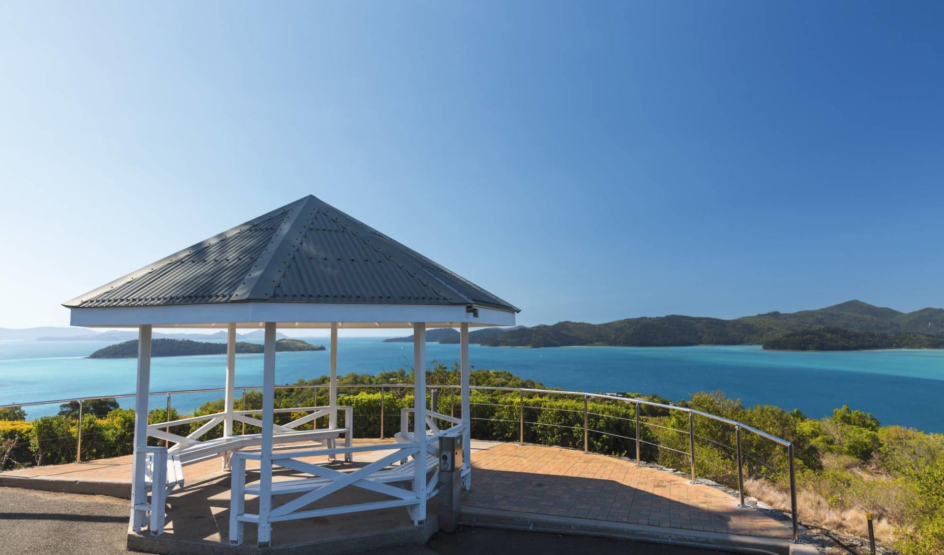 Reef View Hotel in Hamilton Island: Natur Hamilton Island Queensland Australien  Blick auf den Lookout  c shutterstock_238661716 2017