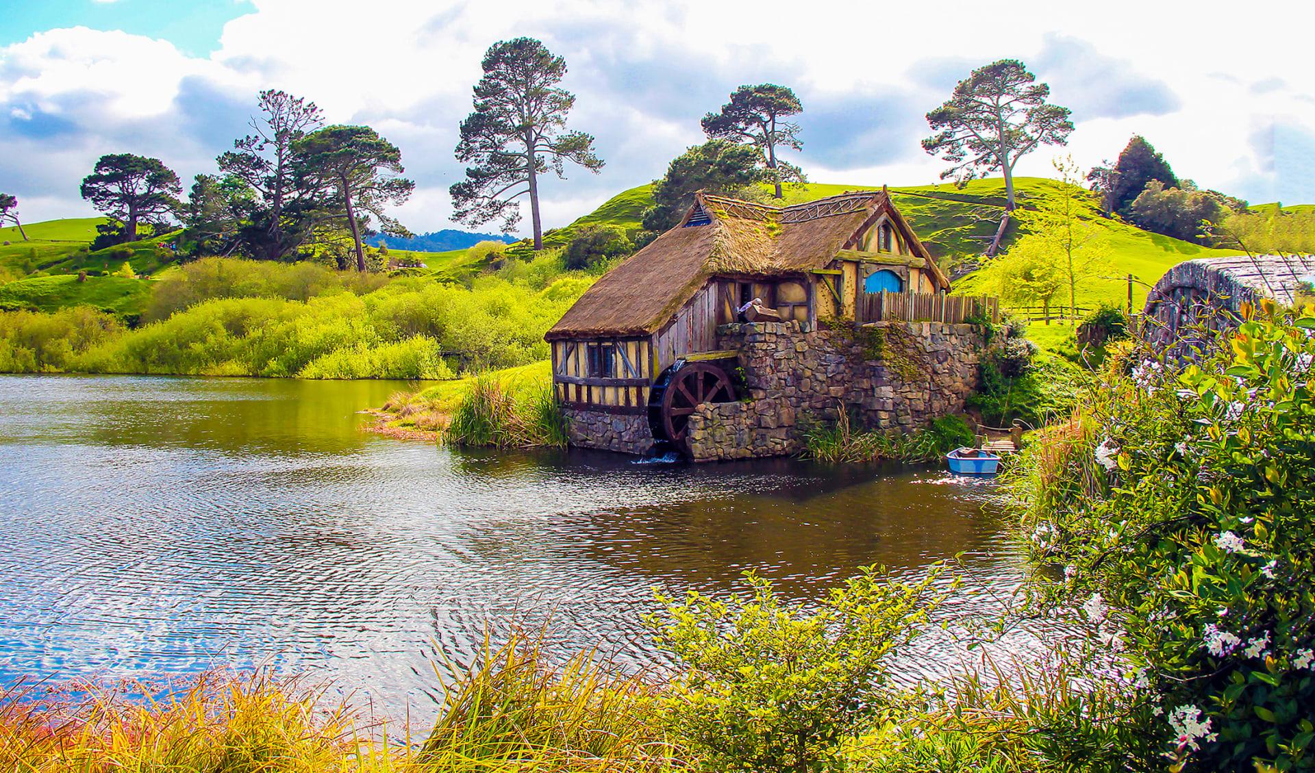 Hobbiton, Neuseeland