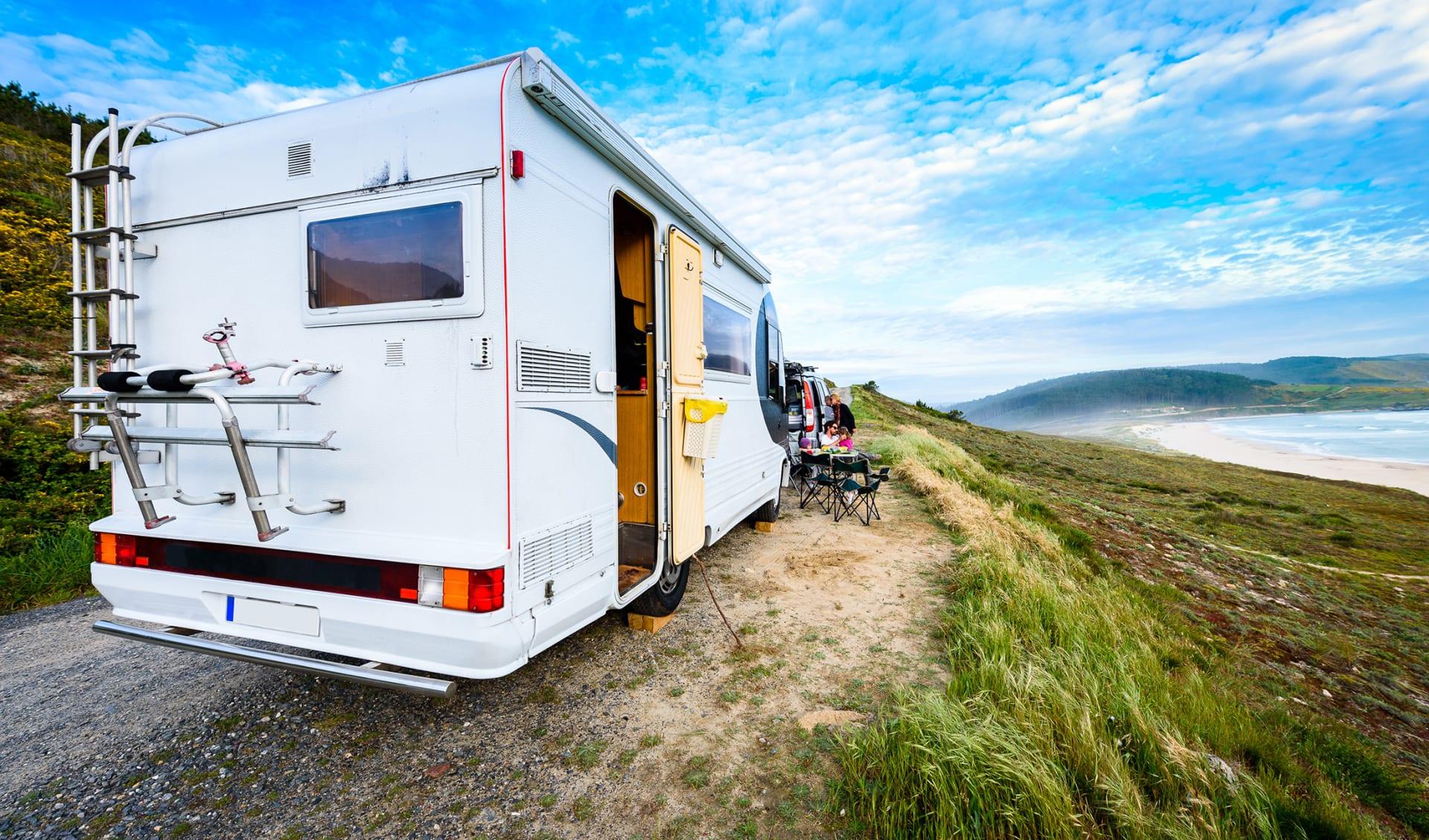 Camping, Reisen mit Kindern, Neuseeland