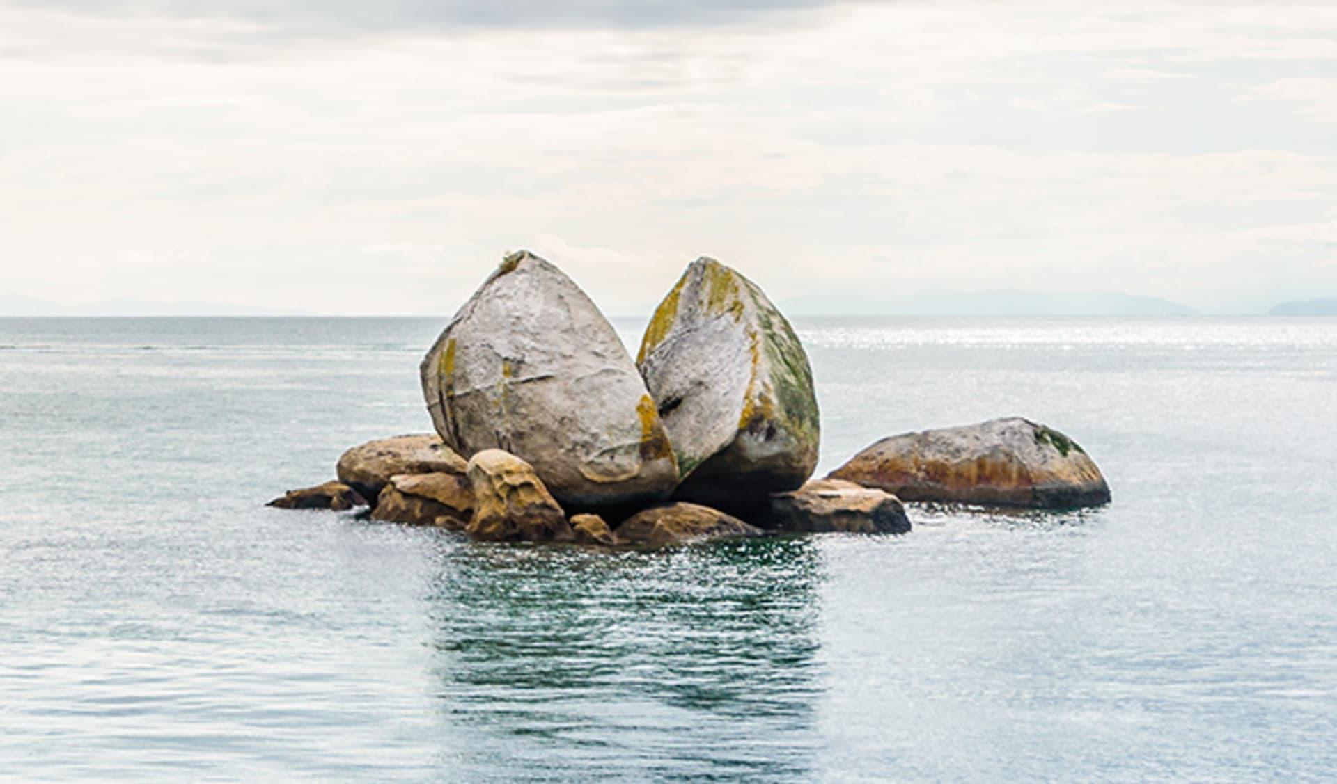 Abel Tasman NP, Neuseeland