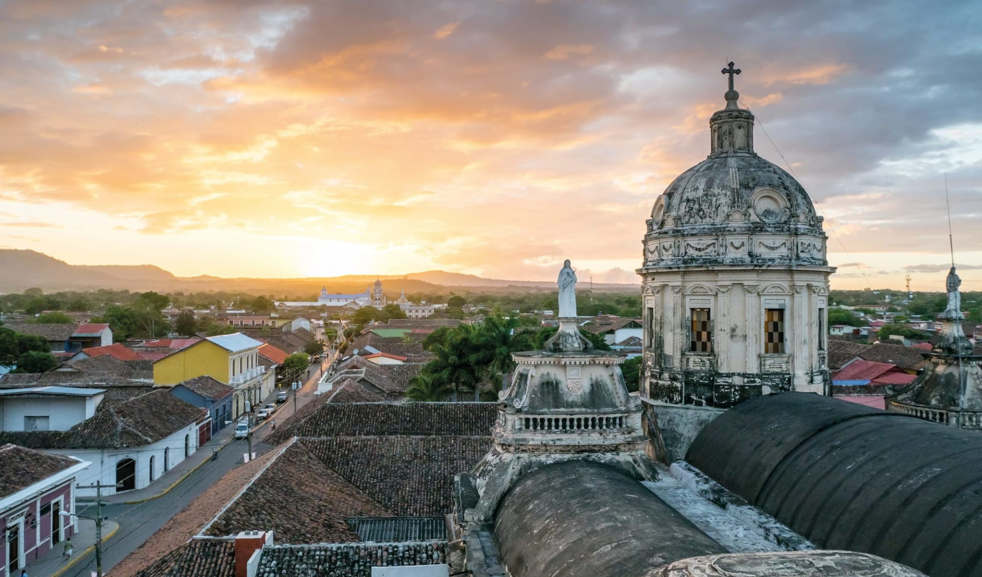 Premium Privatreise: Boutique Reise Nicaragua ab Managua: Granada