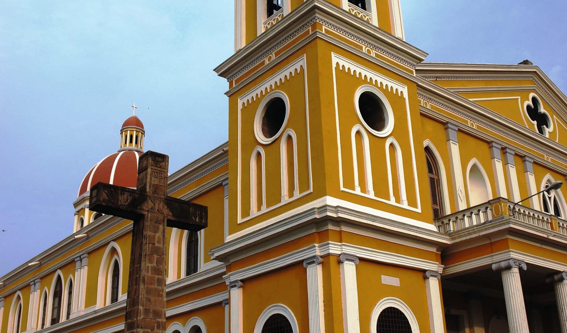 Premium Privatreise: Boutique Reise Nicaragua ab Managua: Nicaragua - Kirche