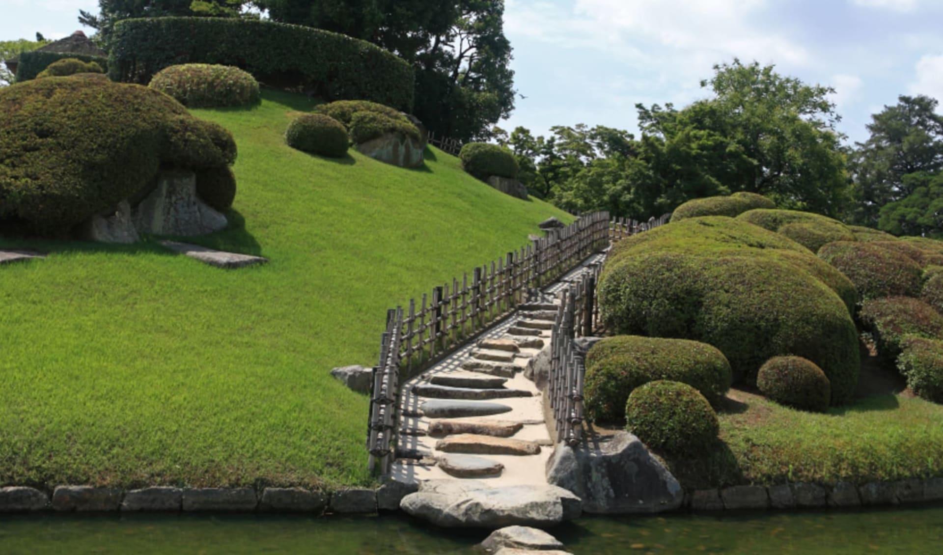 Gruppenreise «Geisha» ab Tokio: Okayama: Korakuen Garden