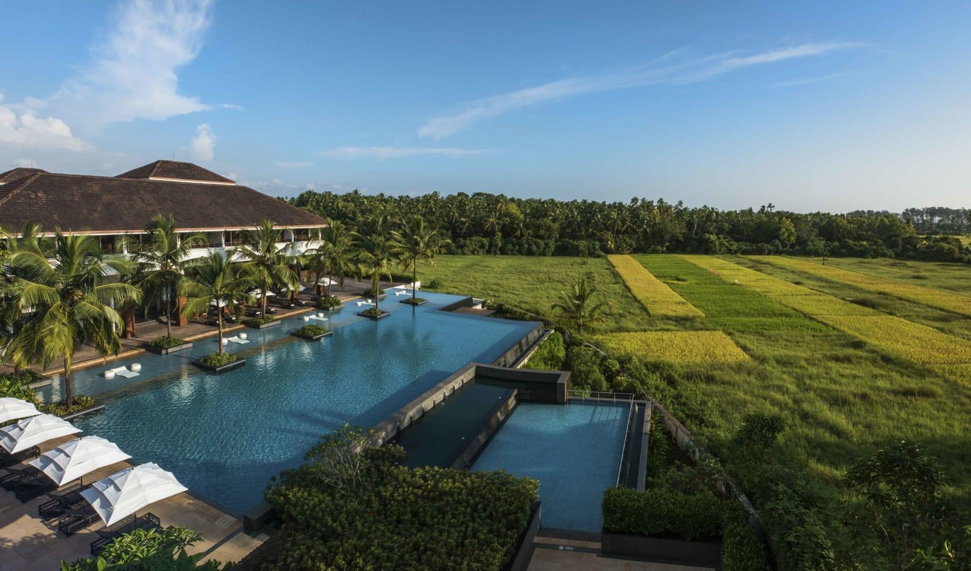 Alila Diwa Goa & The Diwa Club by Alila: Panorama