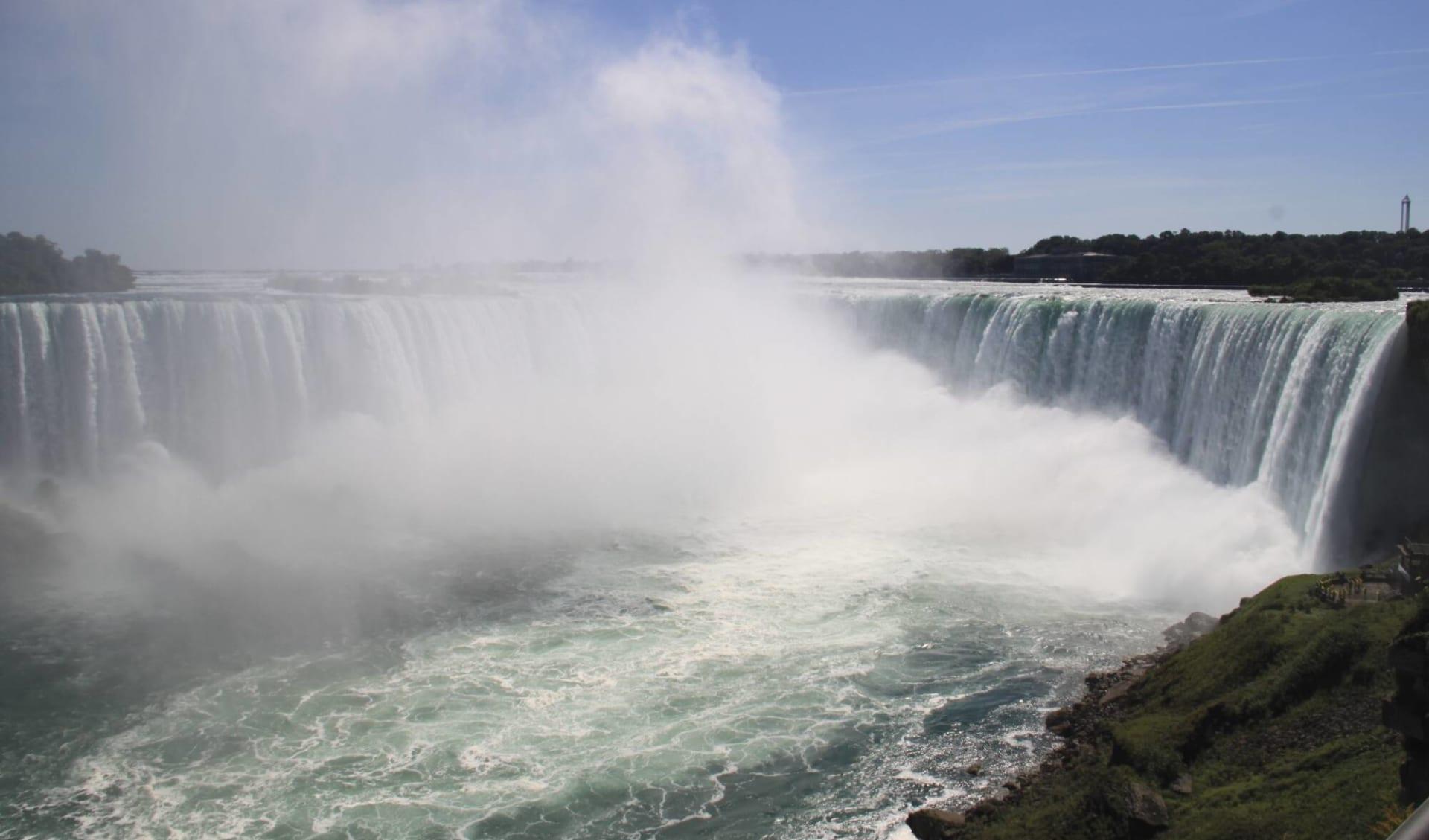 East Coast Insider ab New York City: Niagara Fälle
