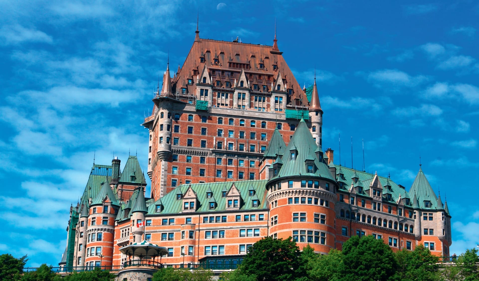 Ostkanada Highlights 9 Tage ab Toronto: Québec City - Le Château Frontenac