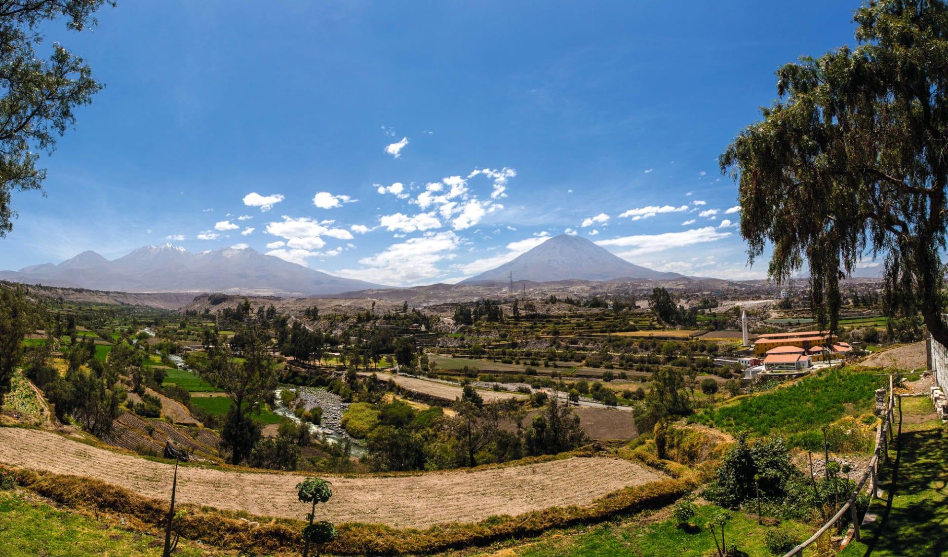 Lima - Nazca - Arequipa: Arequipa