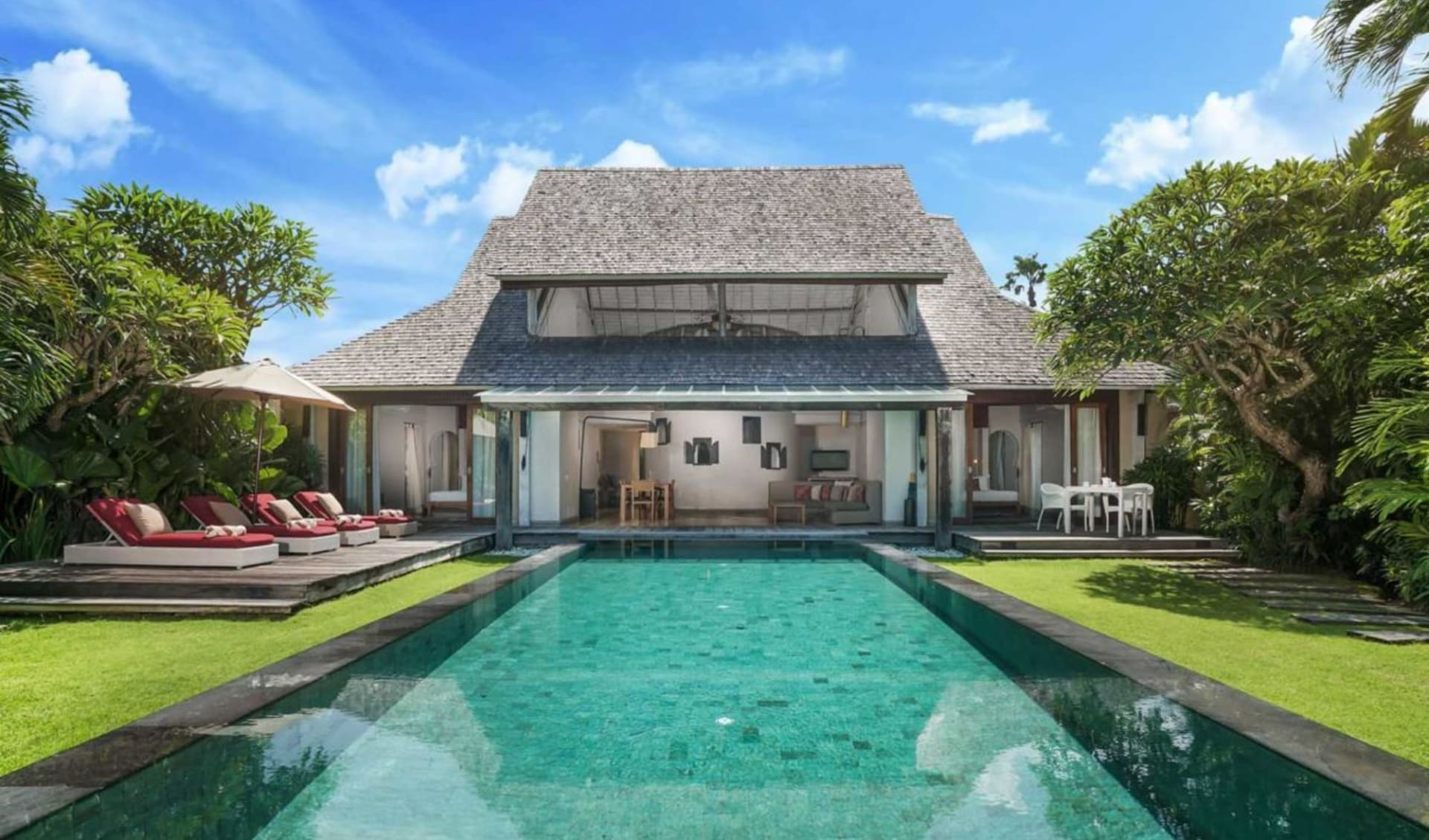 Space Villas Bali in Südbali: 2-Bedroom Villa