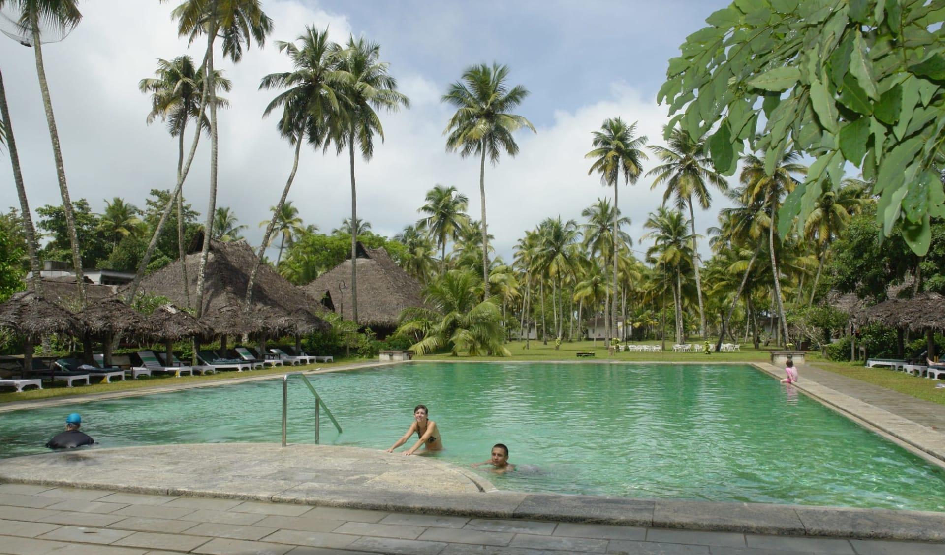 Marari Beach Resort in Mararikulam: