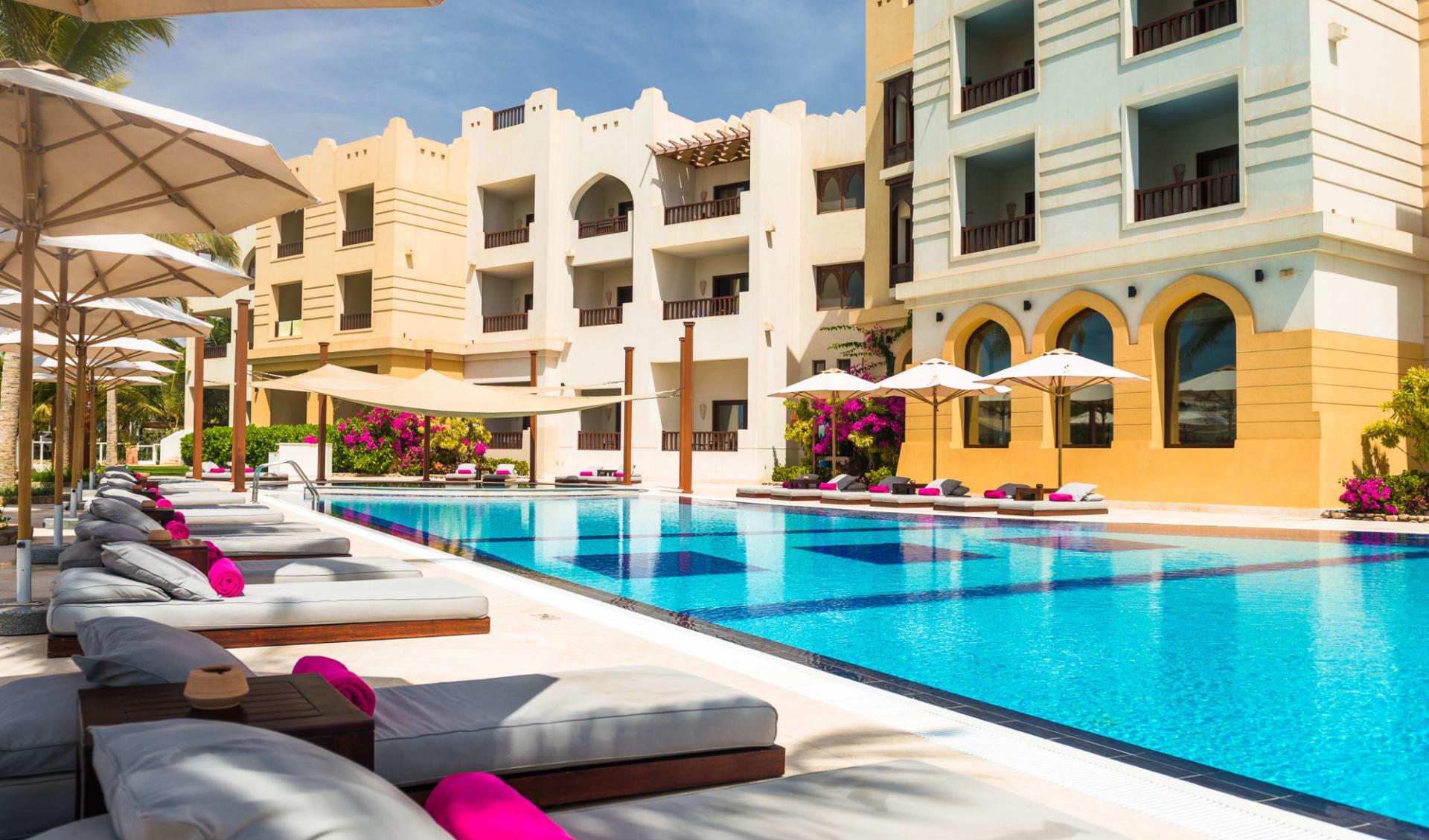 Juweira Boutique Hotel in Salalah: