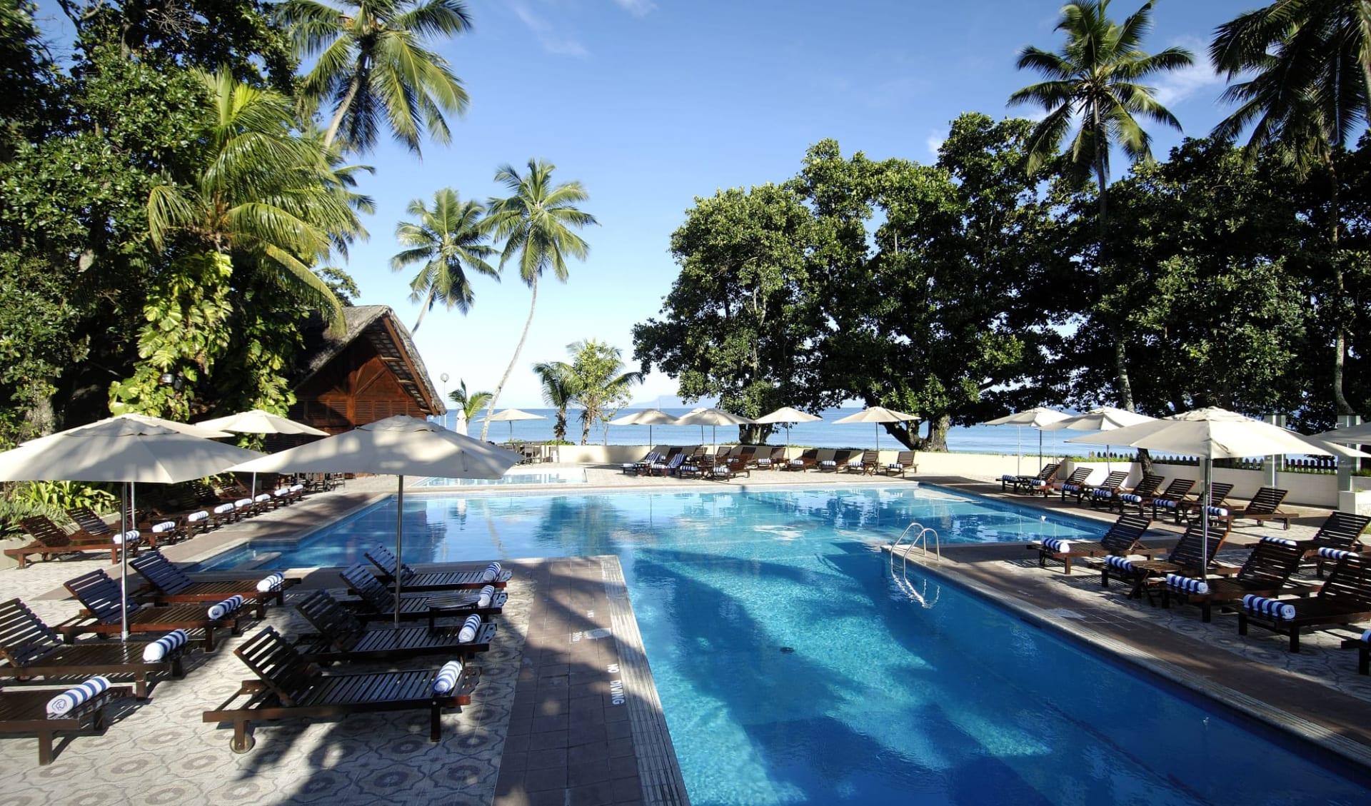 Berjaya Beau Vallon Bay Resort in Mahé: