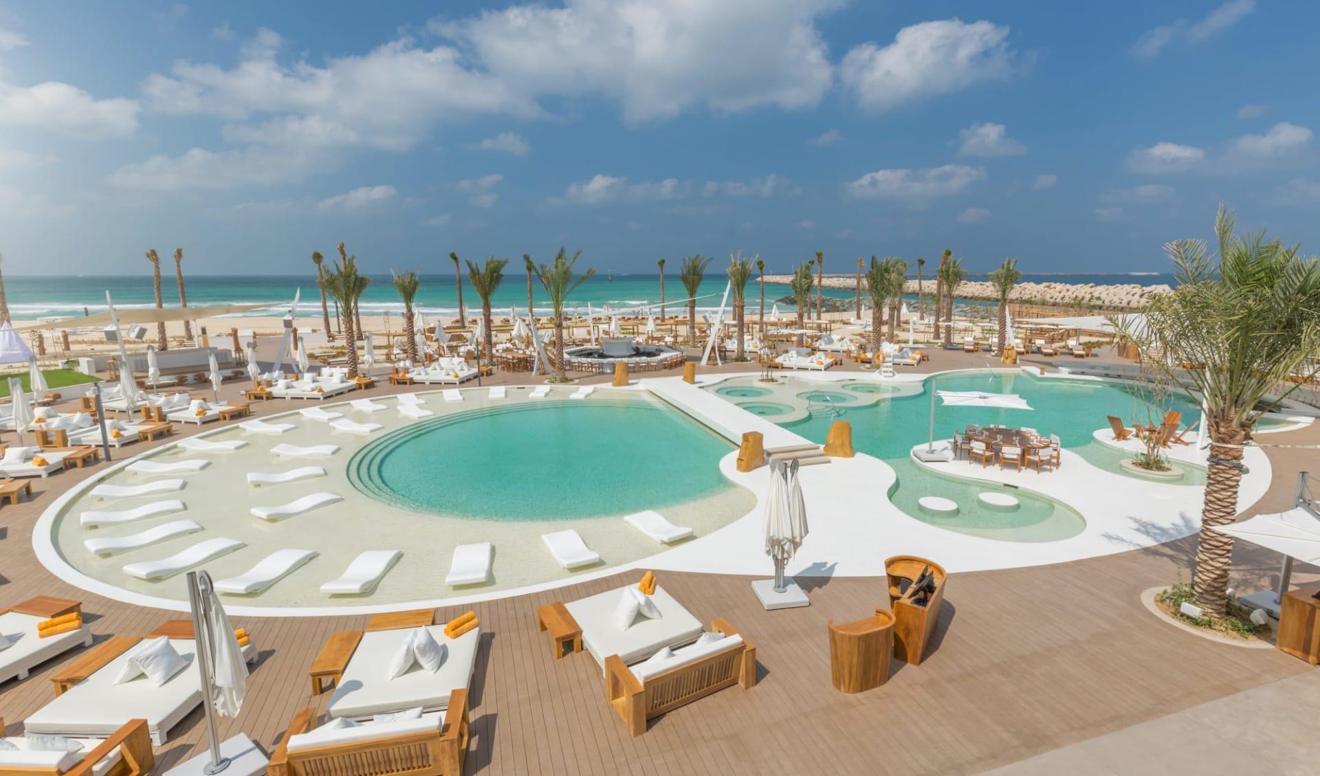 Nikki Beach Resort & Spa in Dubai:
