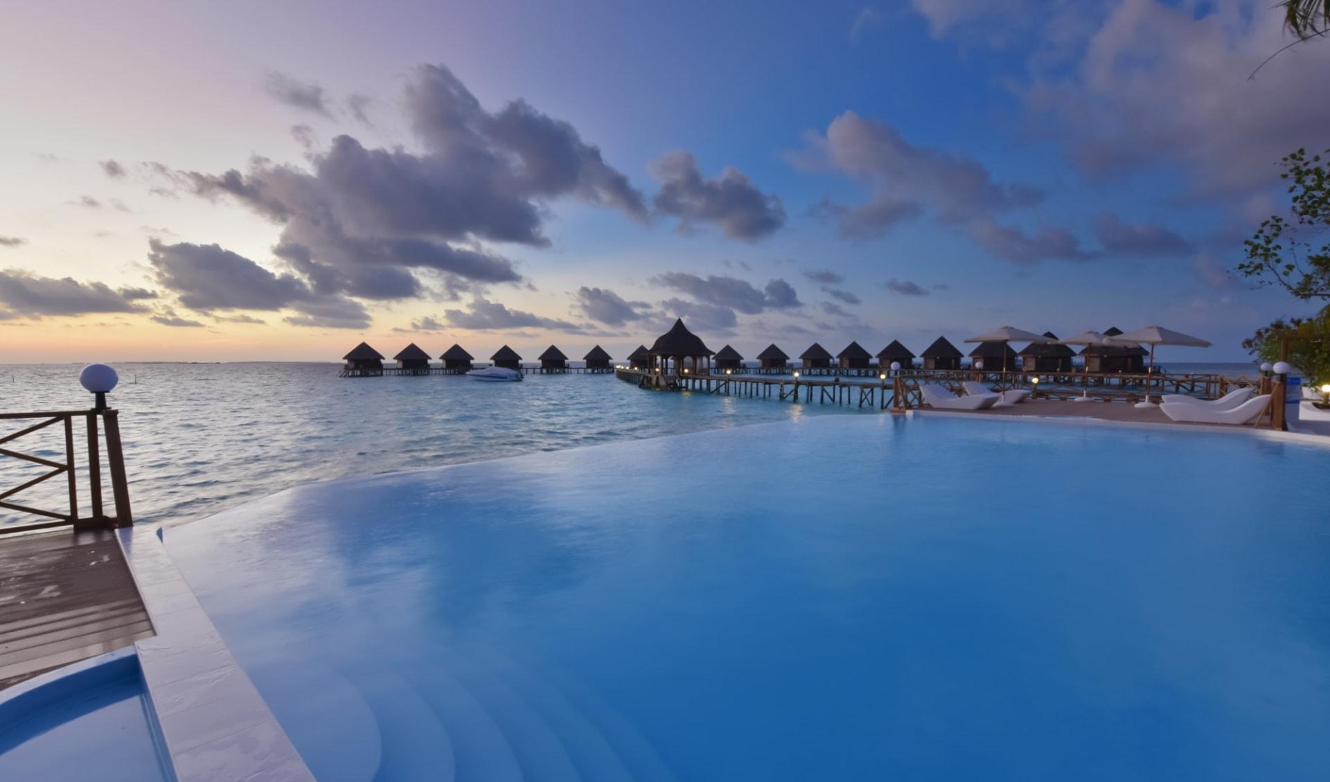 Thulhagiri Island Resort and Spa in Nordmale-Atoll:
