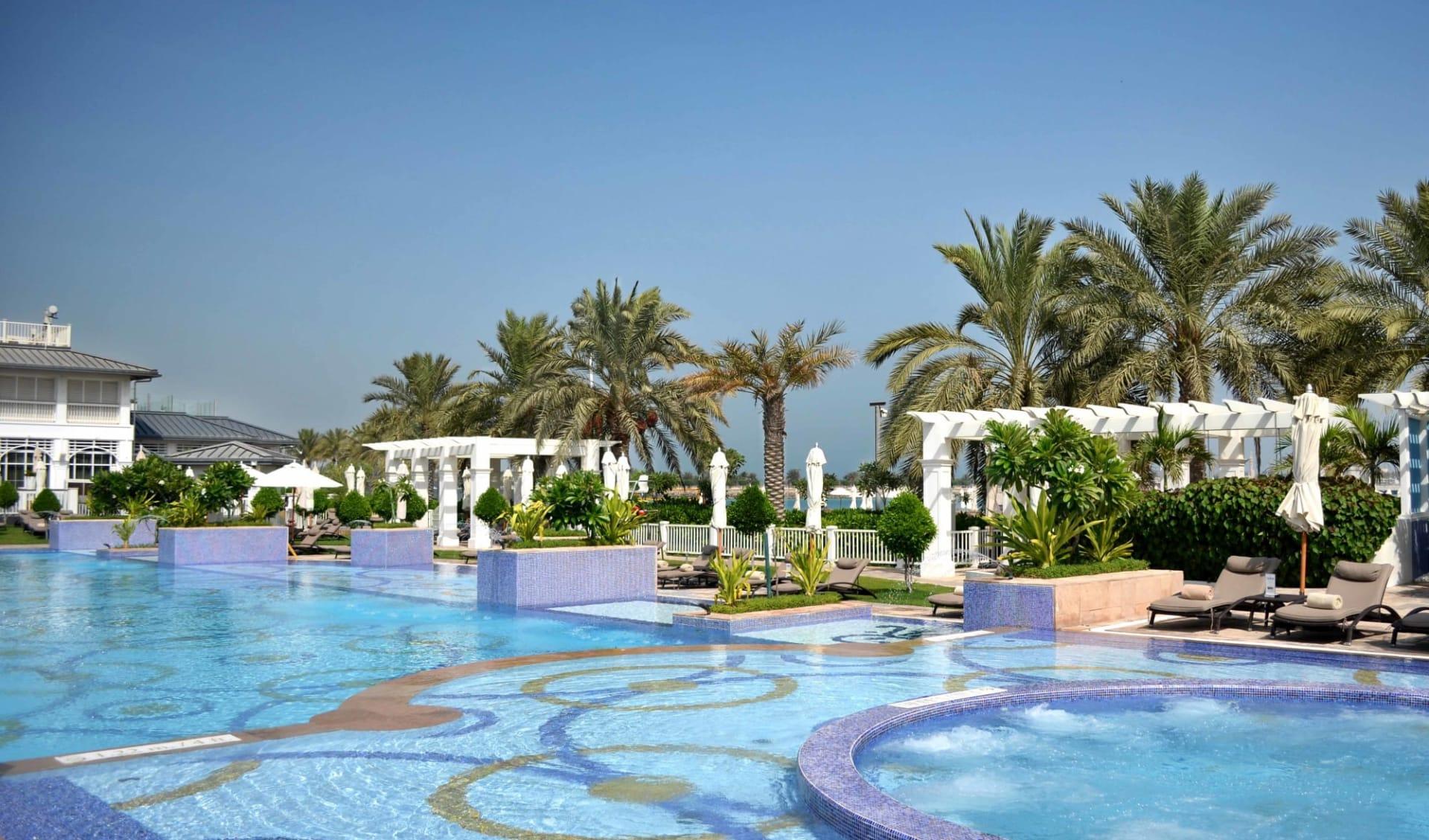 The St. Regis Abu Dhabi: