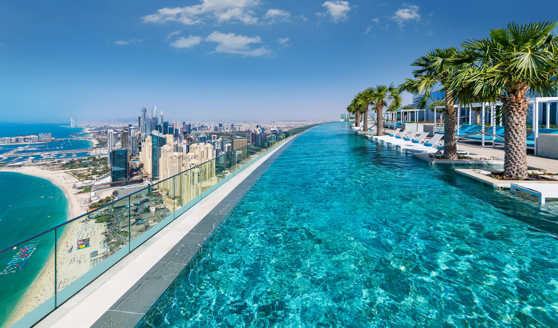 Address Beach Resort in Dubai: