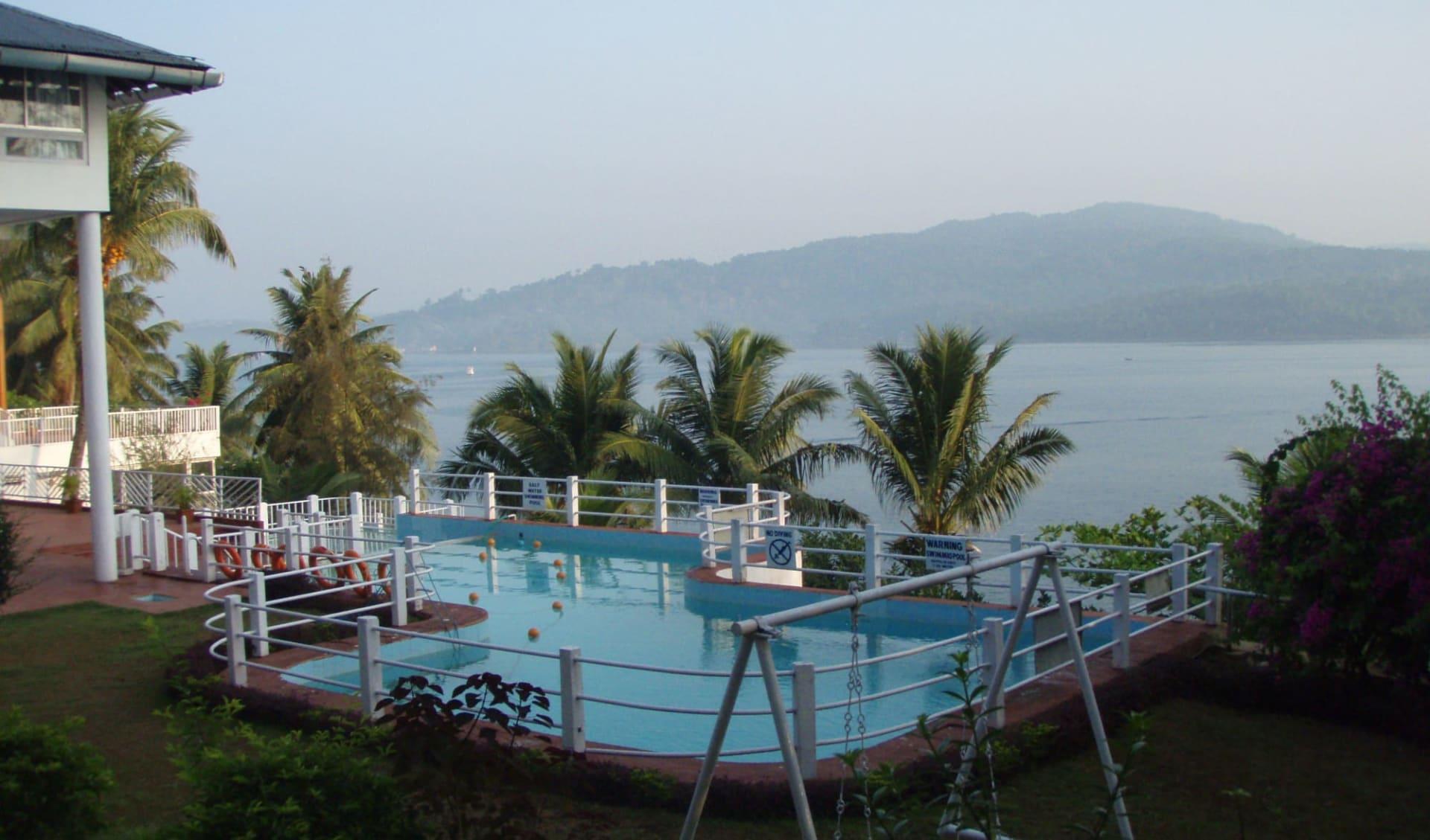 Fortune Resort Bay Island in Andamanen: Fortune Bay Resort