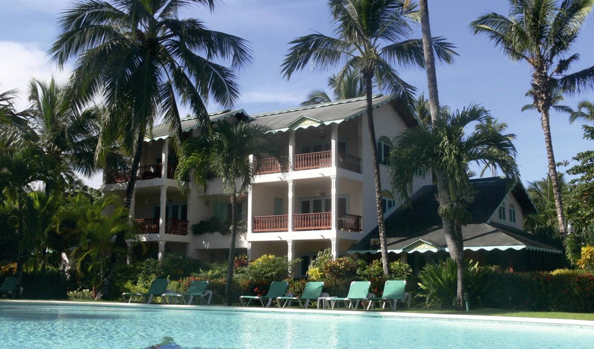 Hotel Playa Colibri in Las Terrenas: pool hotel playa colibri pool
