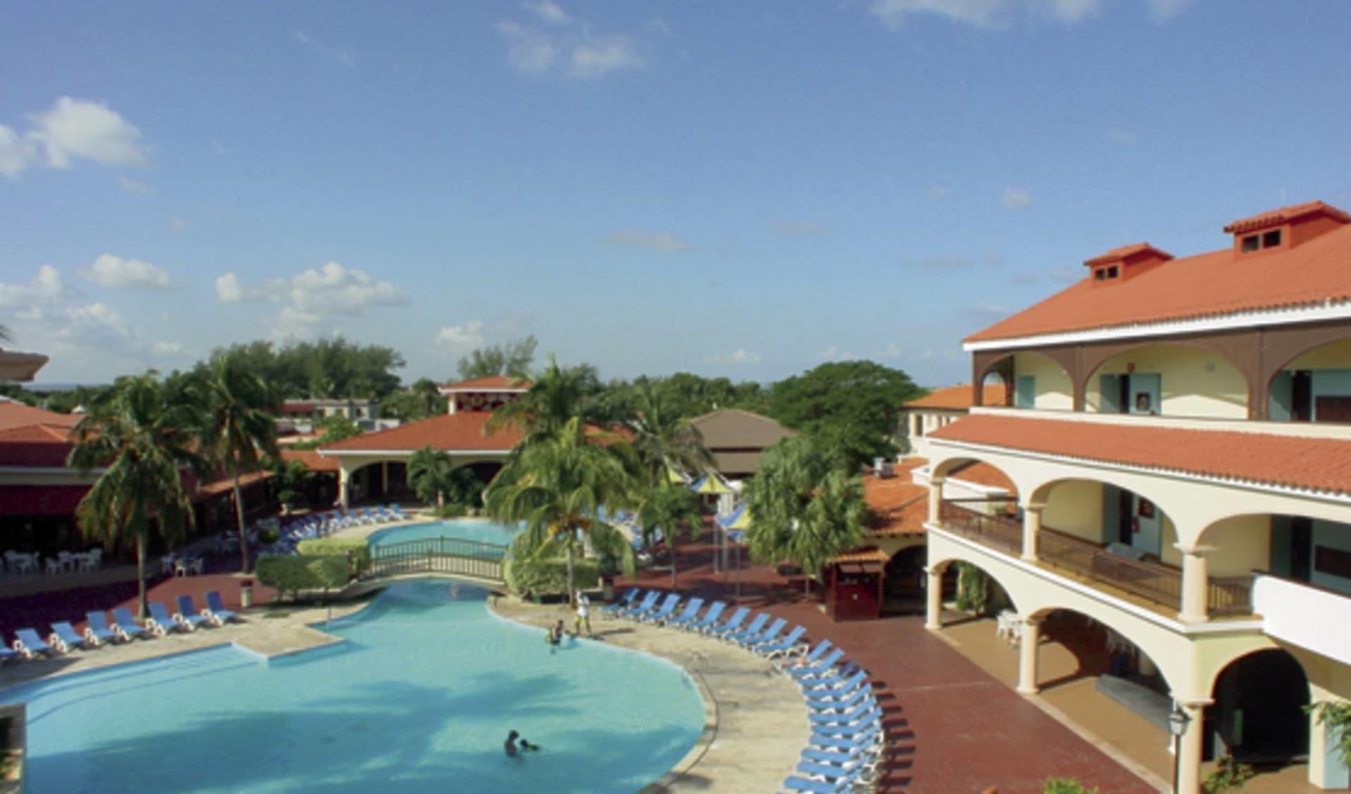 Villa Tortuga in Varadero: pool hotel villa tortuga pool