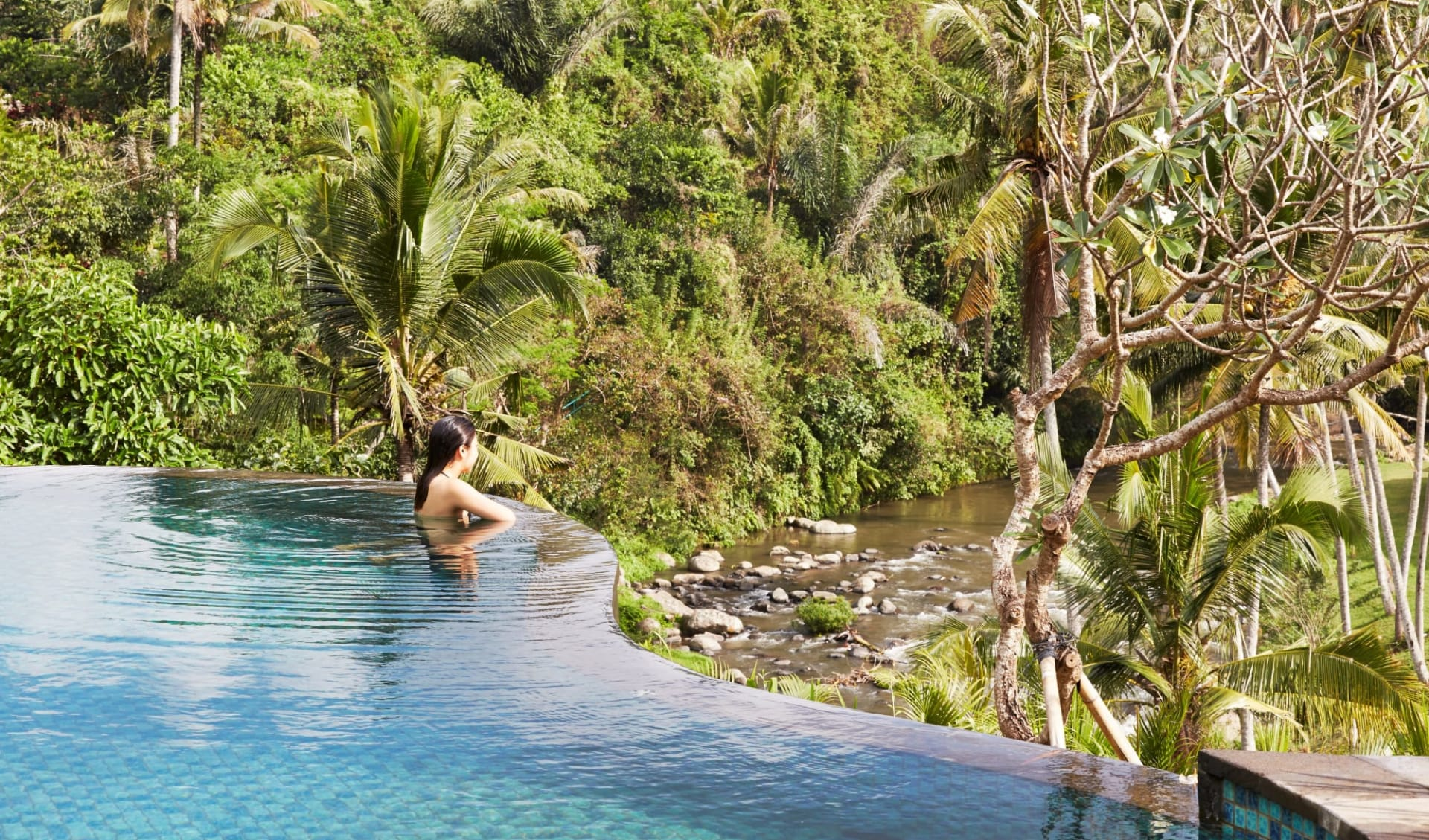 Mandapa, A Ritz-Carlton Reserve in Ubud: Main Pool