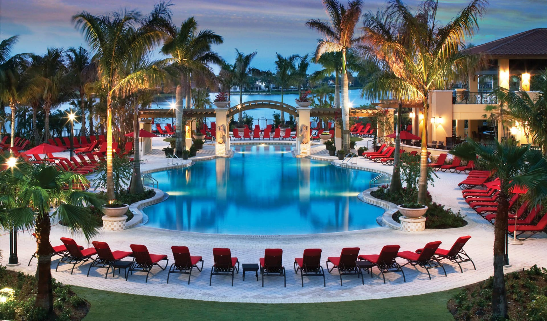 PGA National Resort in Palm Beach:  PGA National Resort - Pool