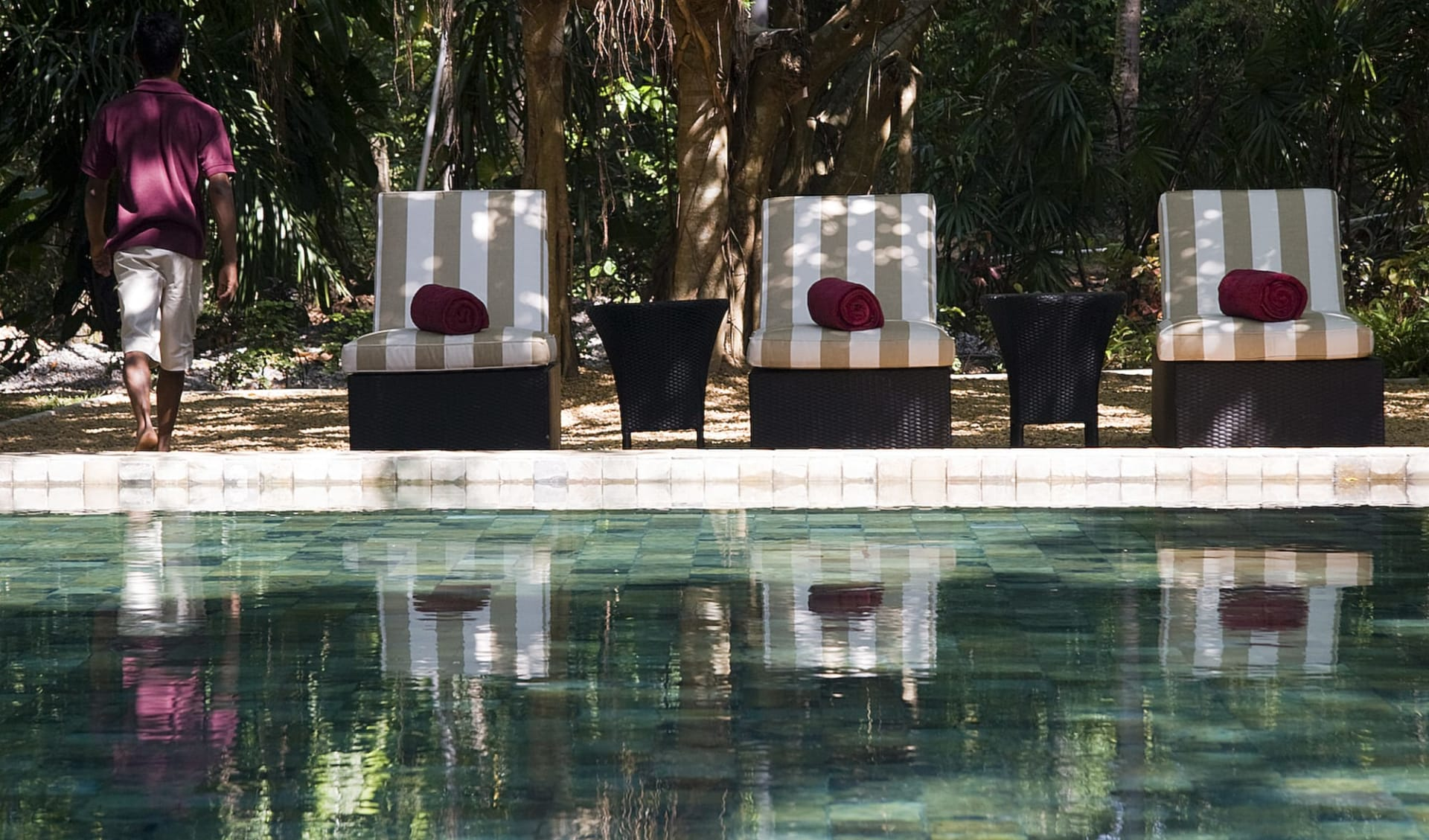 The Wallawwa in Colombo: Pool