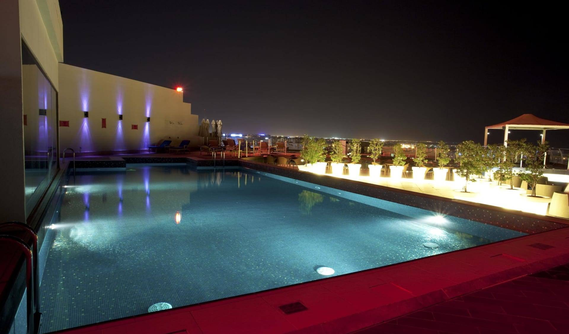 Radisson BLU in Muscat: