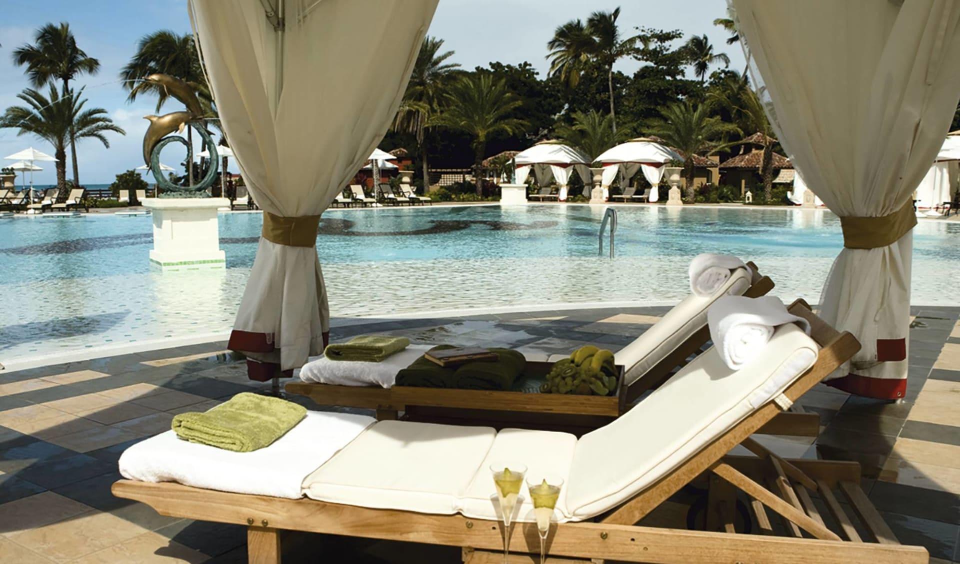 Sandals Grande Antigua Resort & Spa in Dickenson Bay: pool sandals grande antigua resort and spa pool lounge
