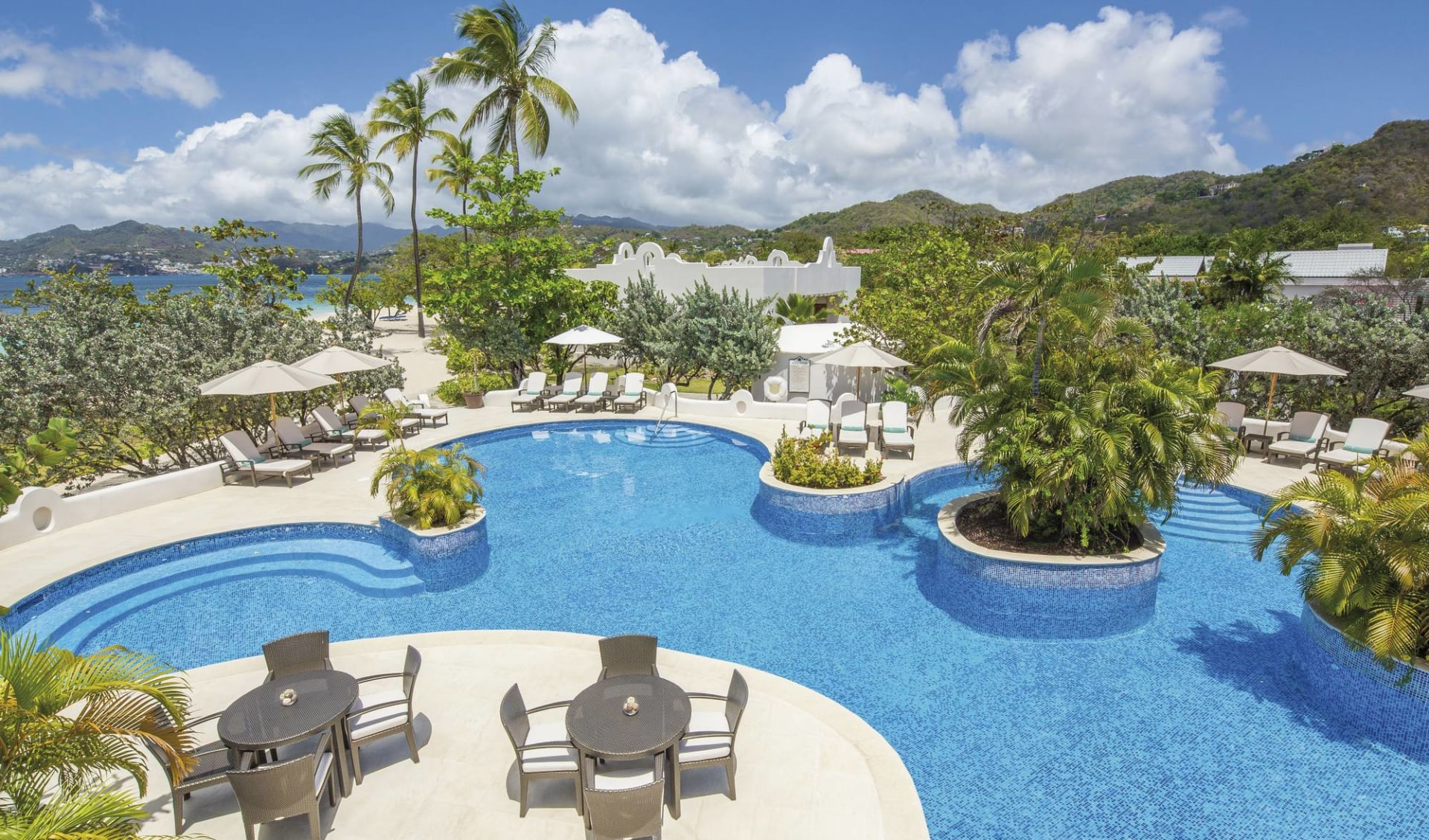Spice Island Resort in St. George's: pool spice island beach resort pool