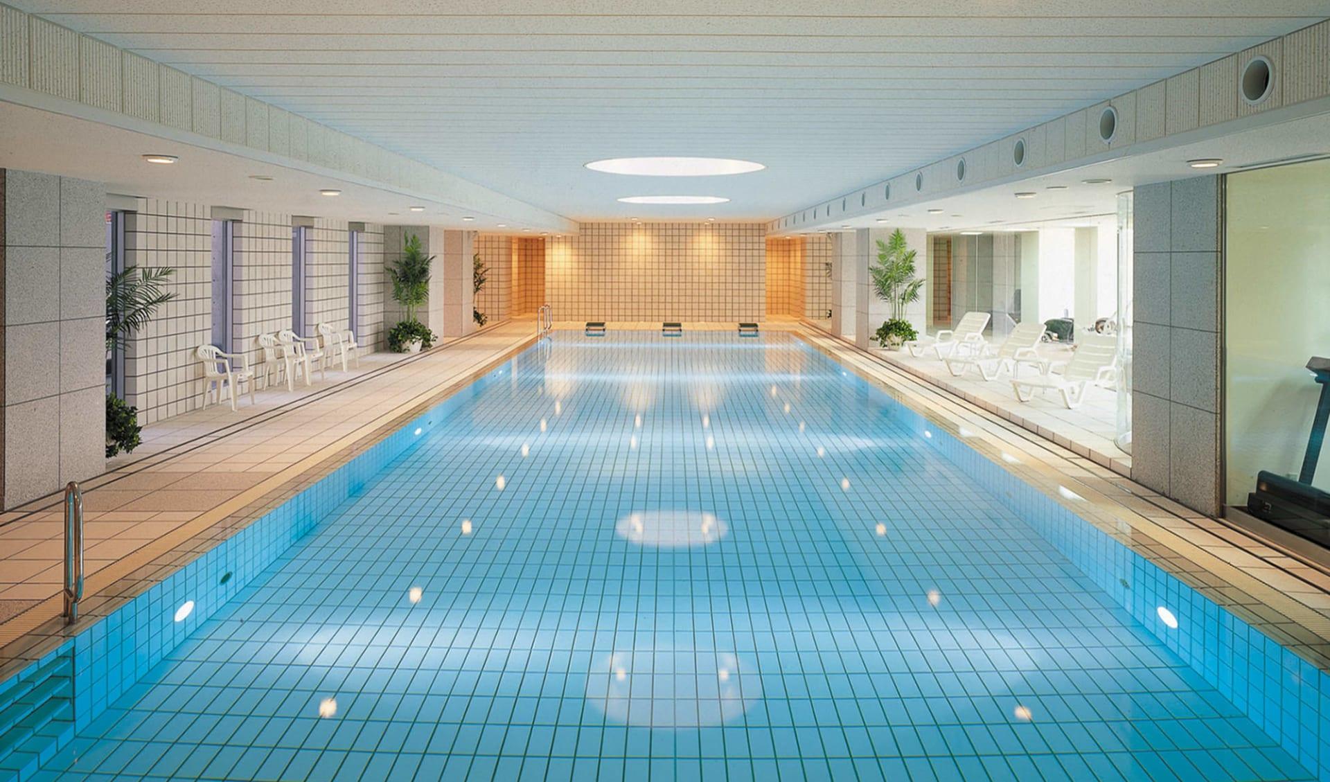 Granvia Kyoto Hotel: Swimming Pool