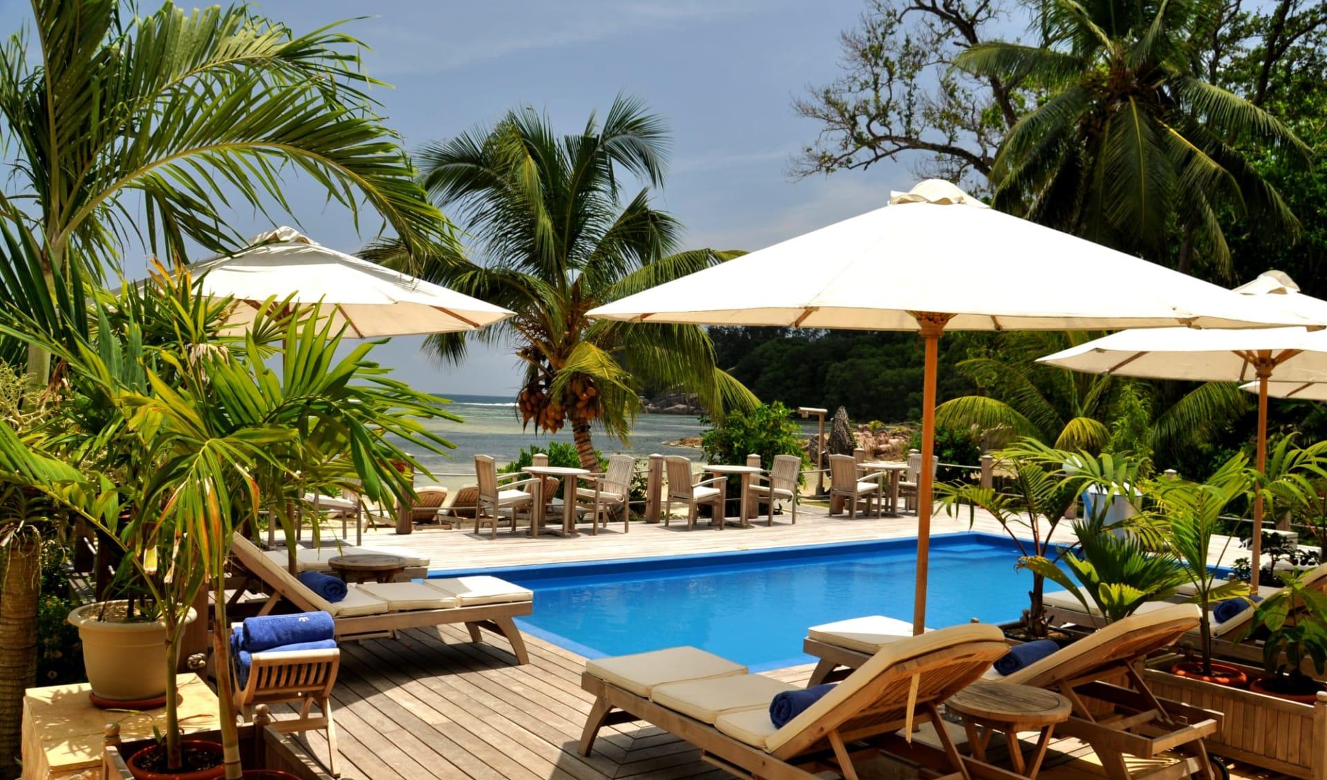 Crown Beach Hotel in Mahé: