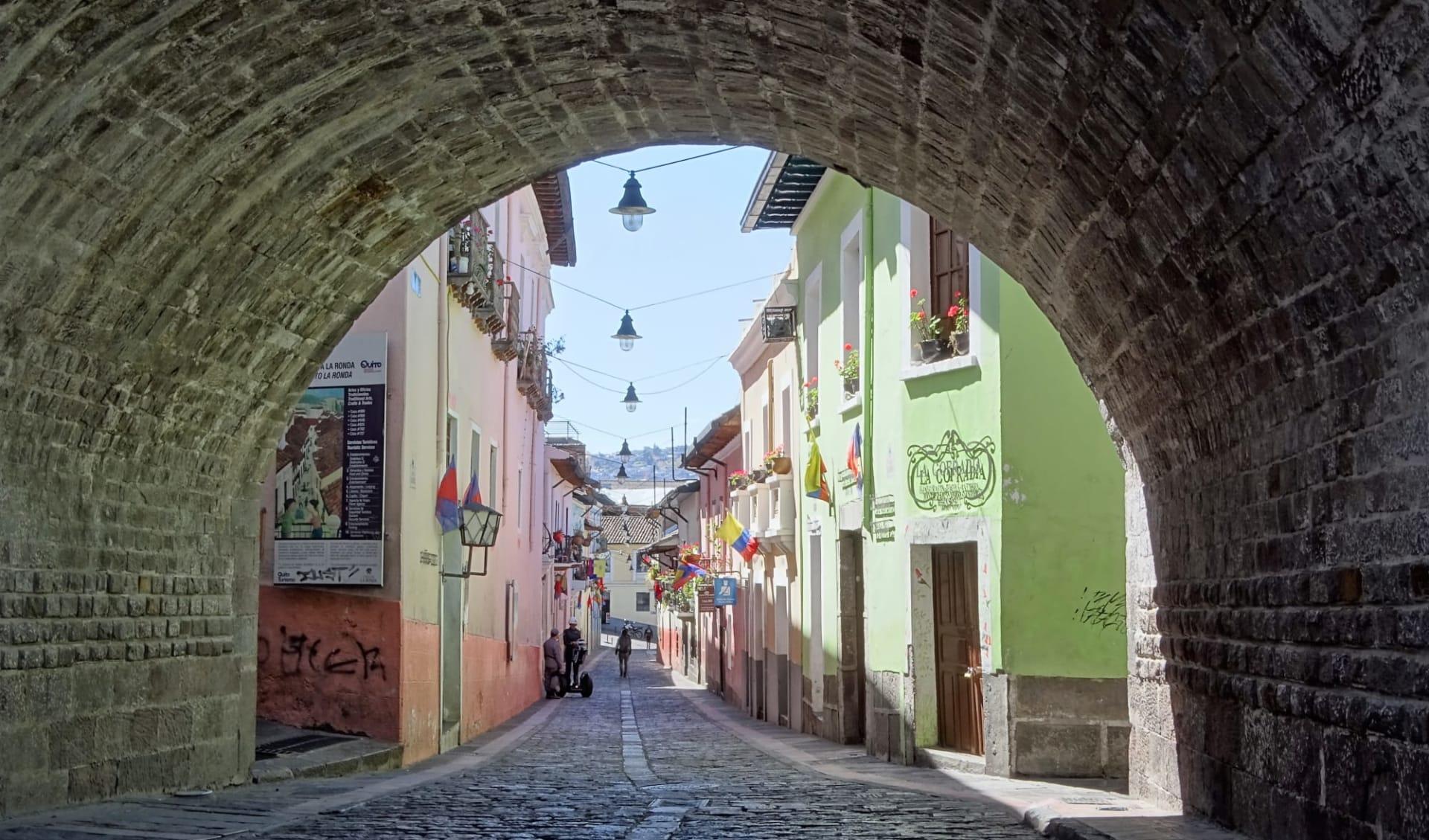 El Norte: Seen und Folklore ab Quito: Quito