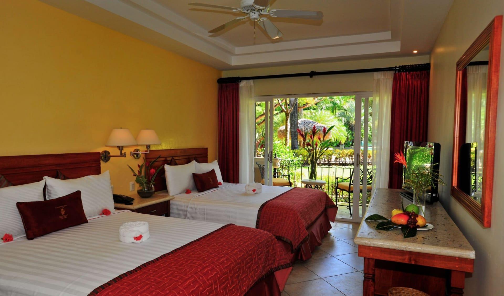 Tamarindo Diria Beach Resort in Playa Tamarindo:  07LagonPoolView_07